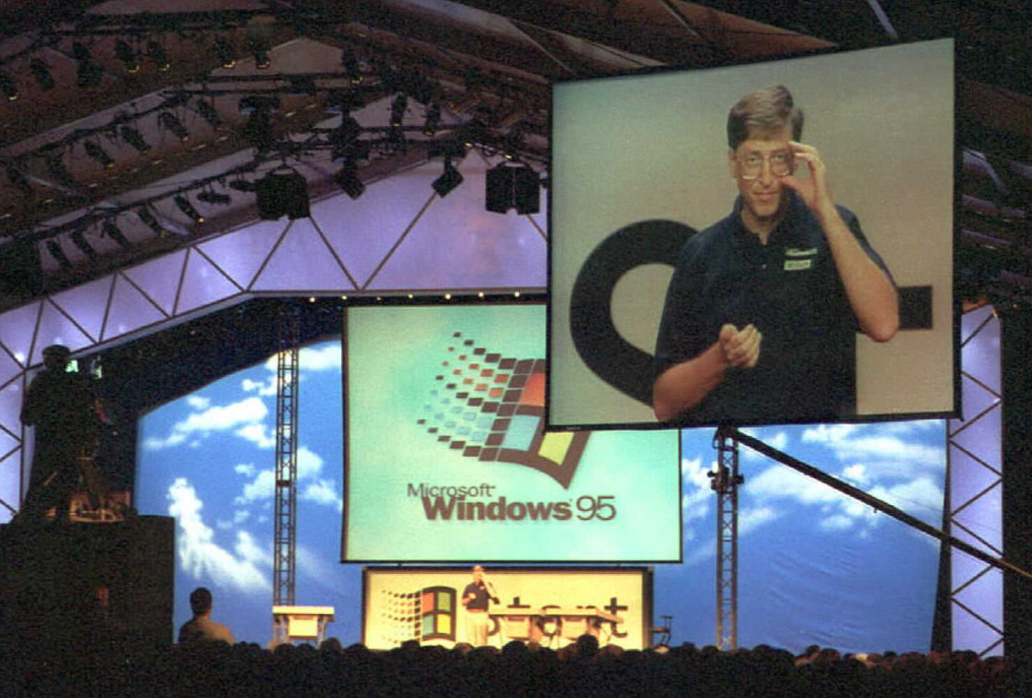 An image of Microsoft Chairman William H