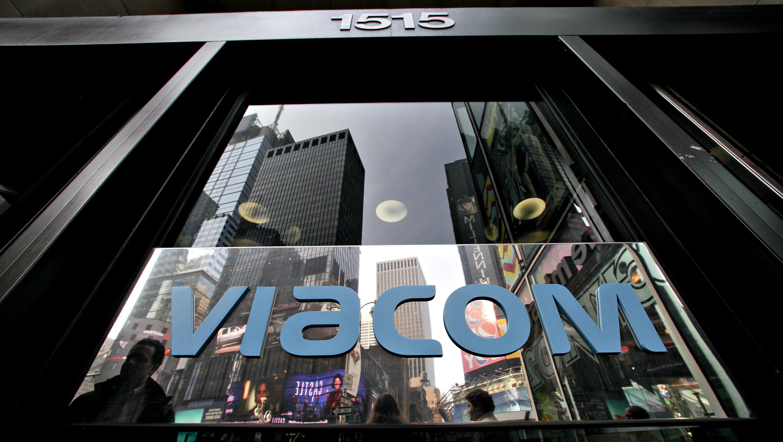 Viacom's headquarters in New York