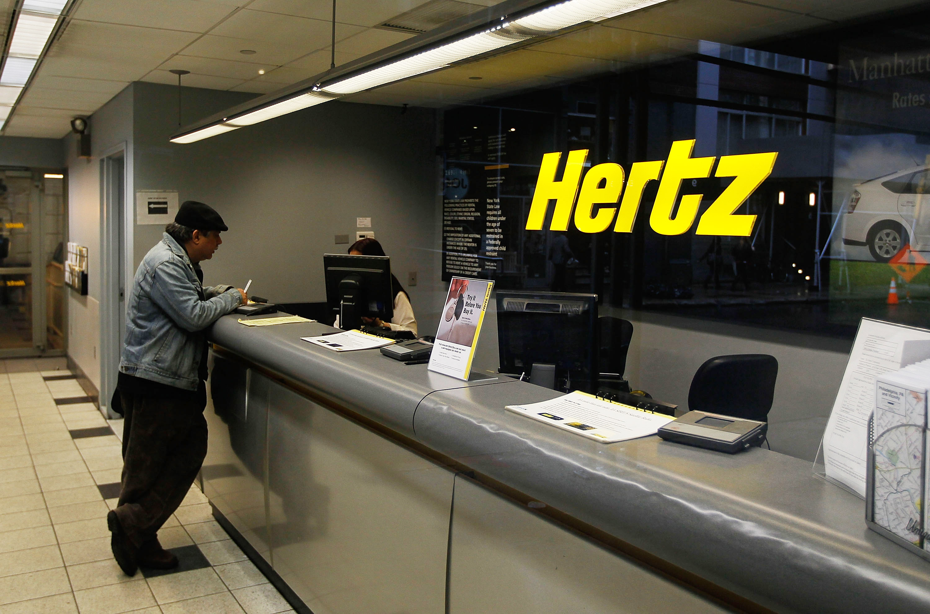 Hertz Acquires Dollar Thrifty For $1.2 Billion