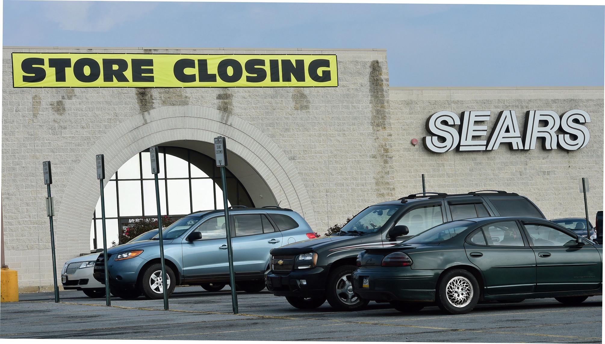 Sears Chambersburg closing
