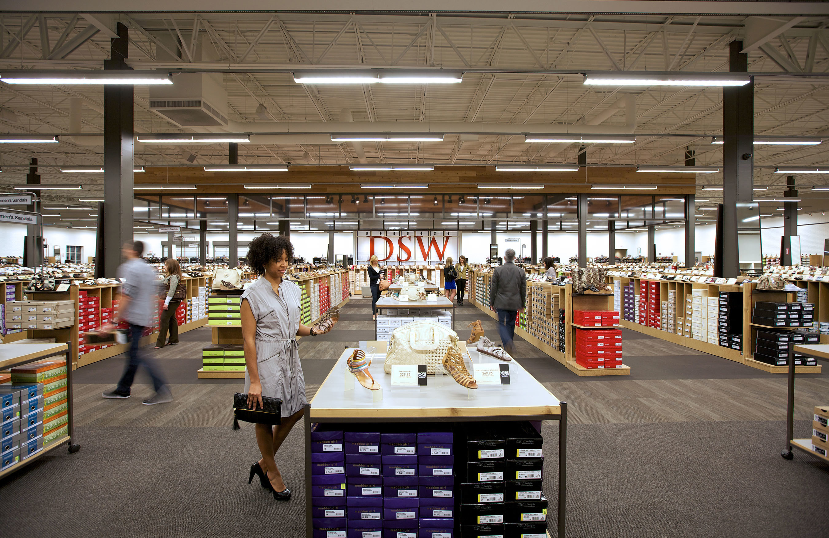 DSW Inc Designer Shoe Warehouse
