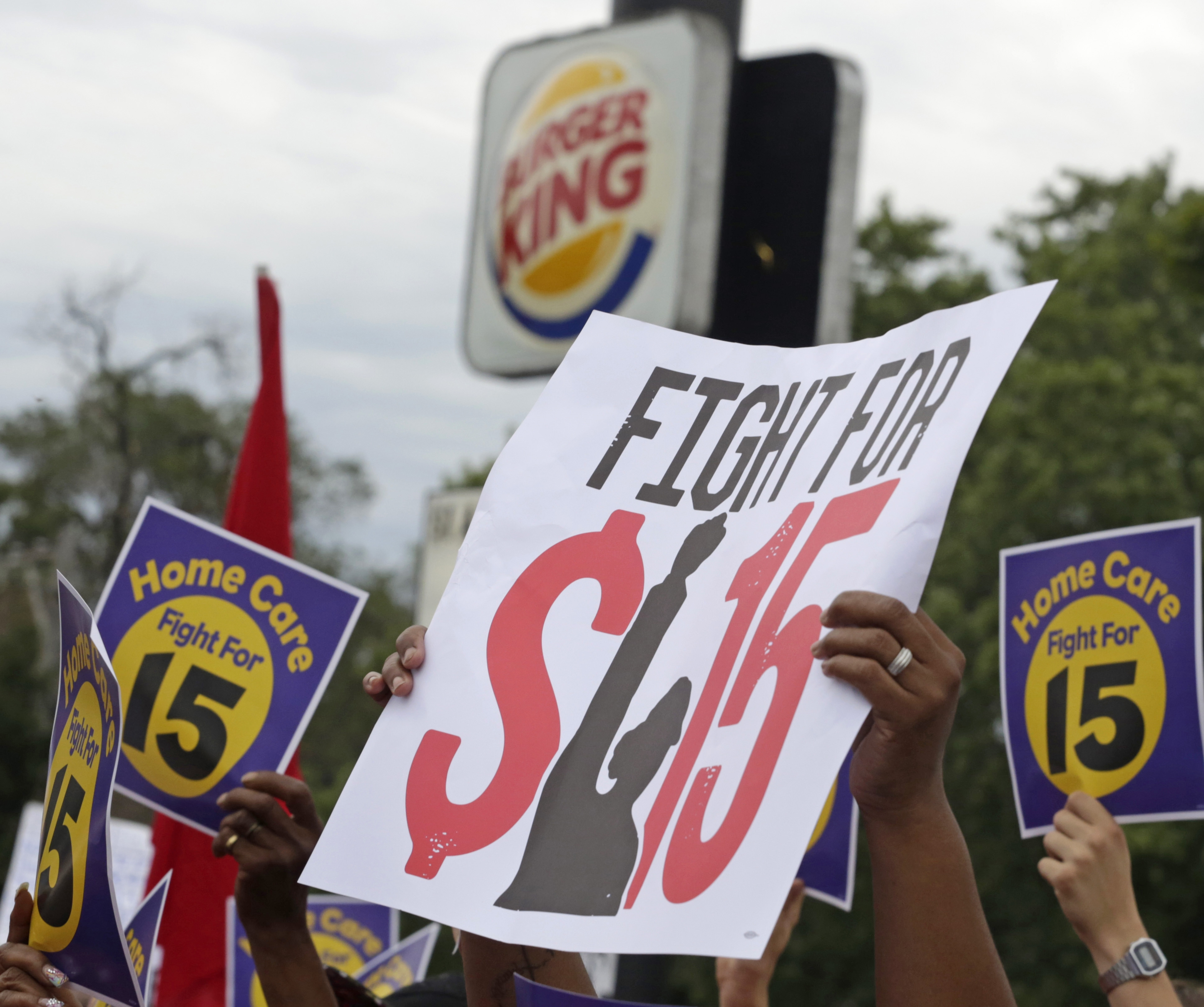 Midterm Elections Minimum Wage