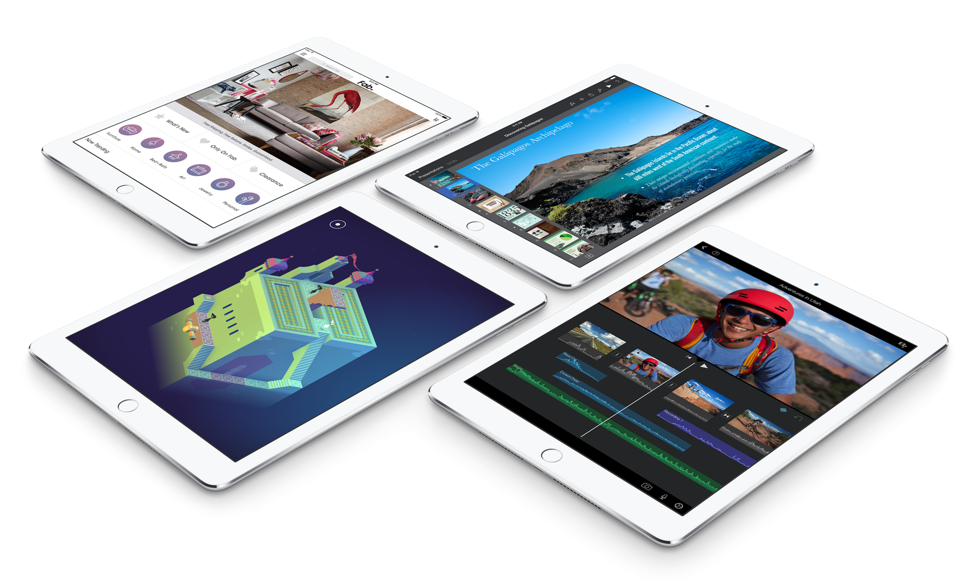 Apple iPad Air 2 group