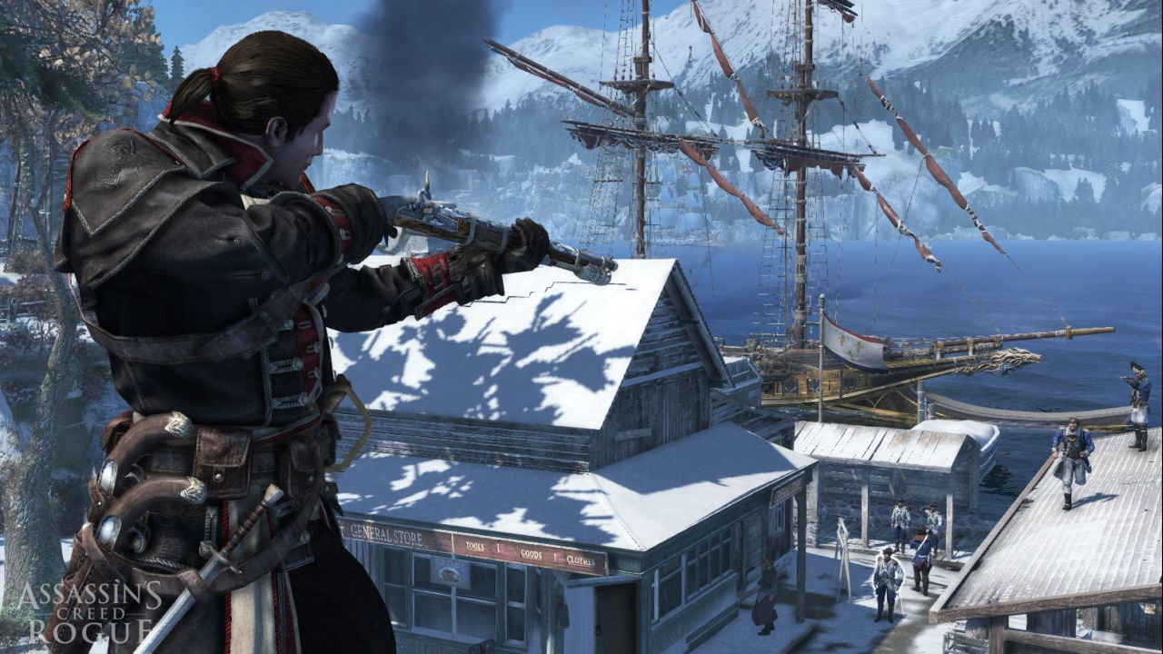 Ubisoft Banks On History With Two New Assassin S Creed Games