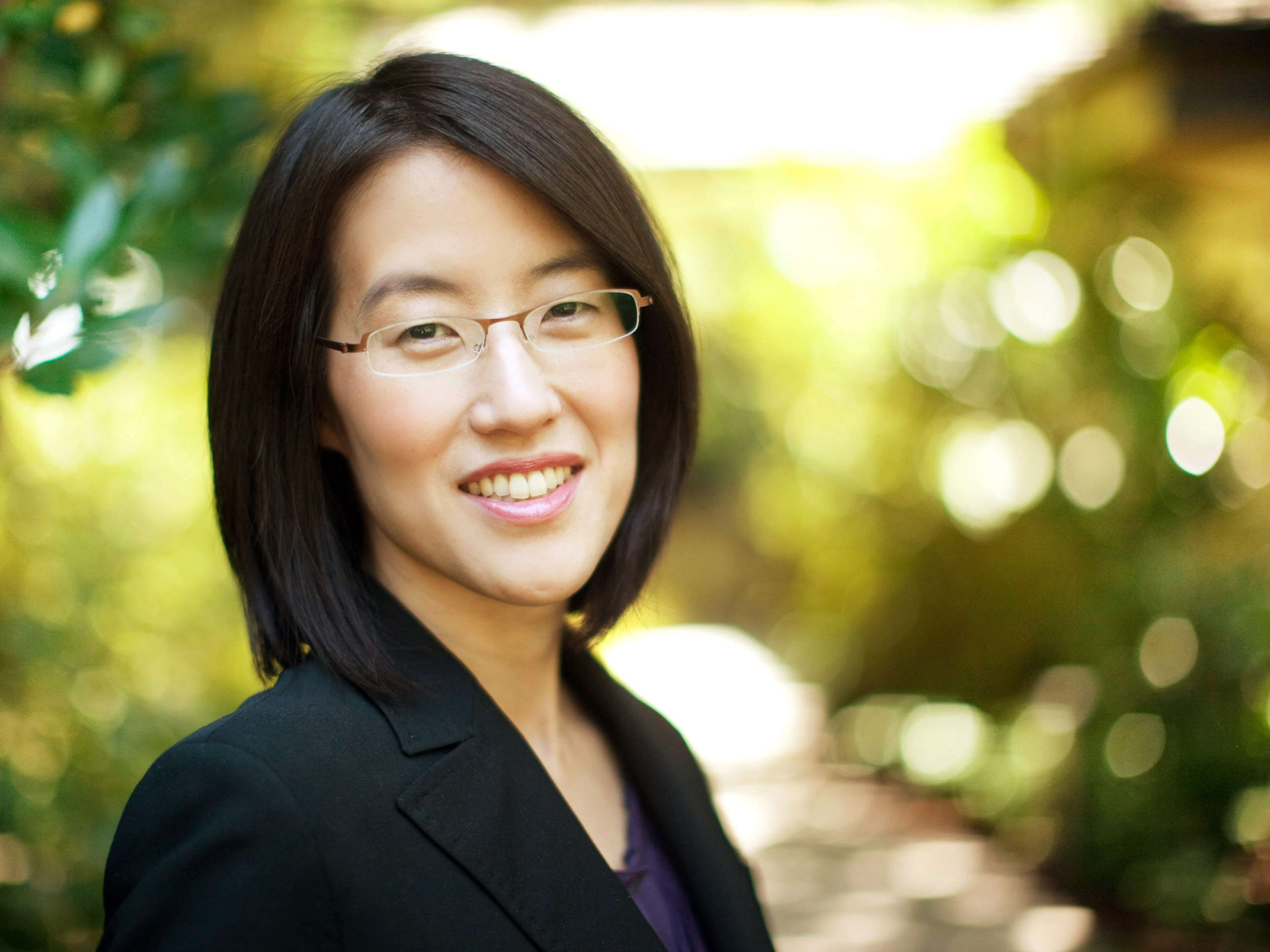 Ellen Pao, interim CEO of Reddit Inc.