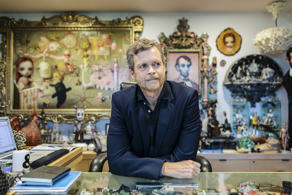 Mark Parker, Nike CEO