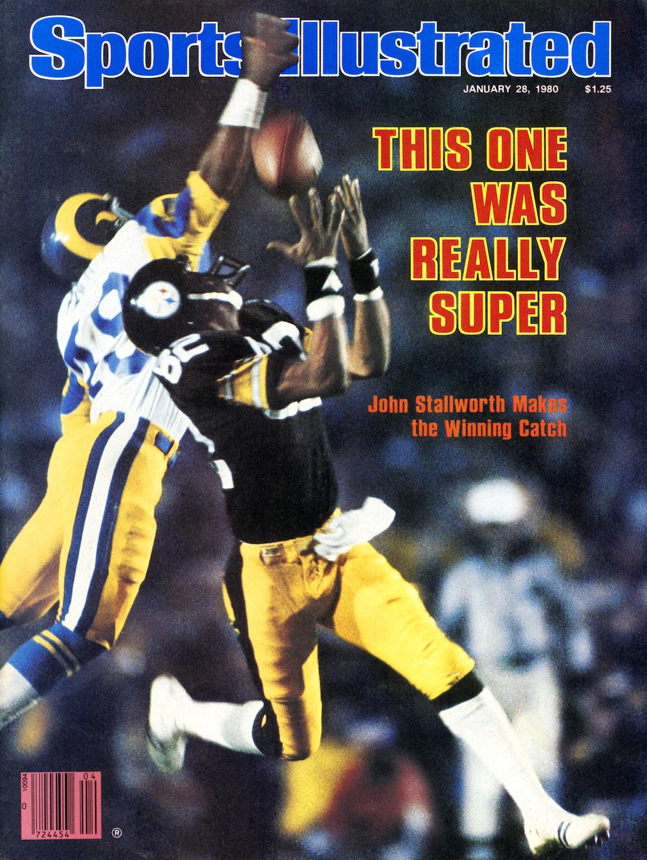 Pittsburgh Steelers John Stallworth, Super Bowl XIV