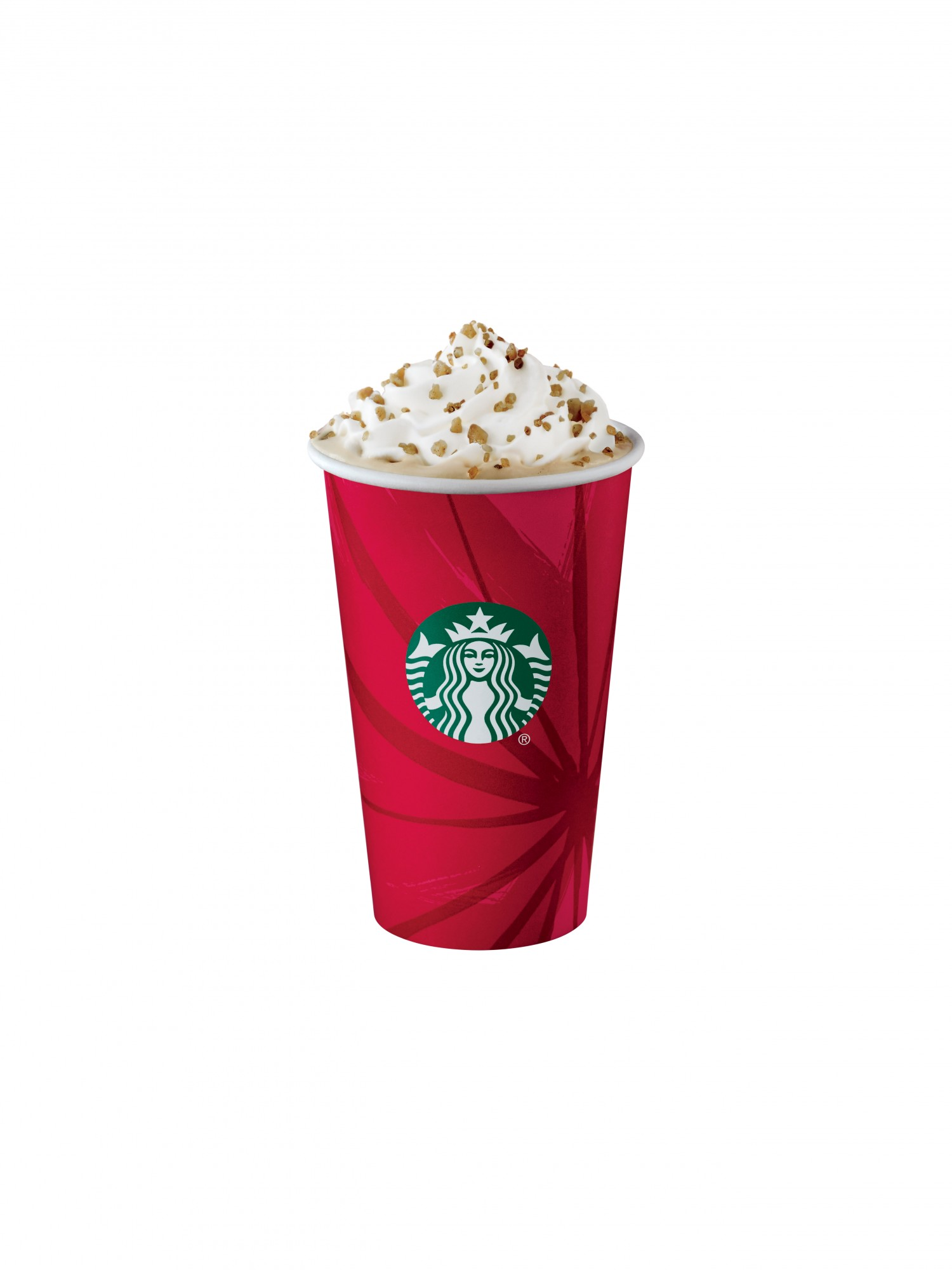 Starbucks Launches The Chestnut Praline Latte Its New