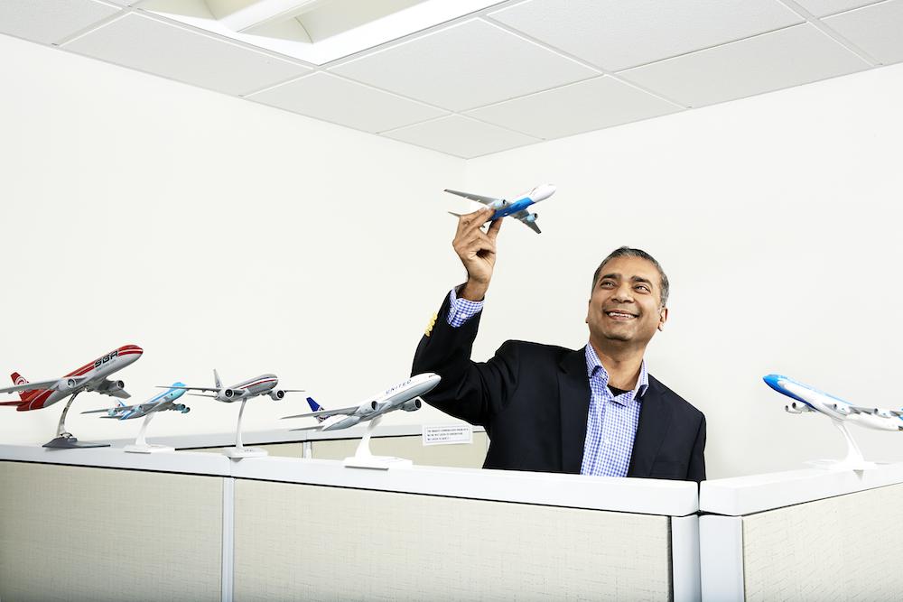 Sam Jain, CEO, CheapOAir
