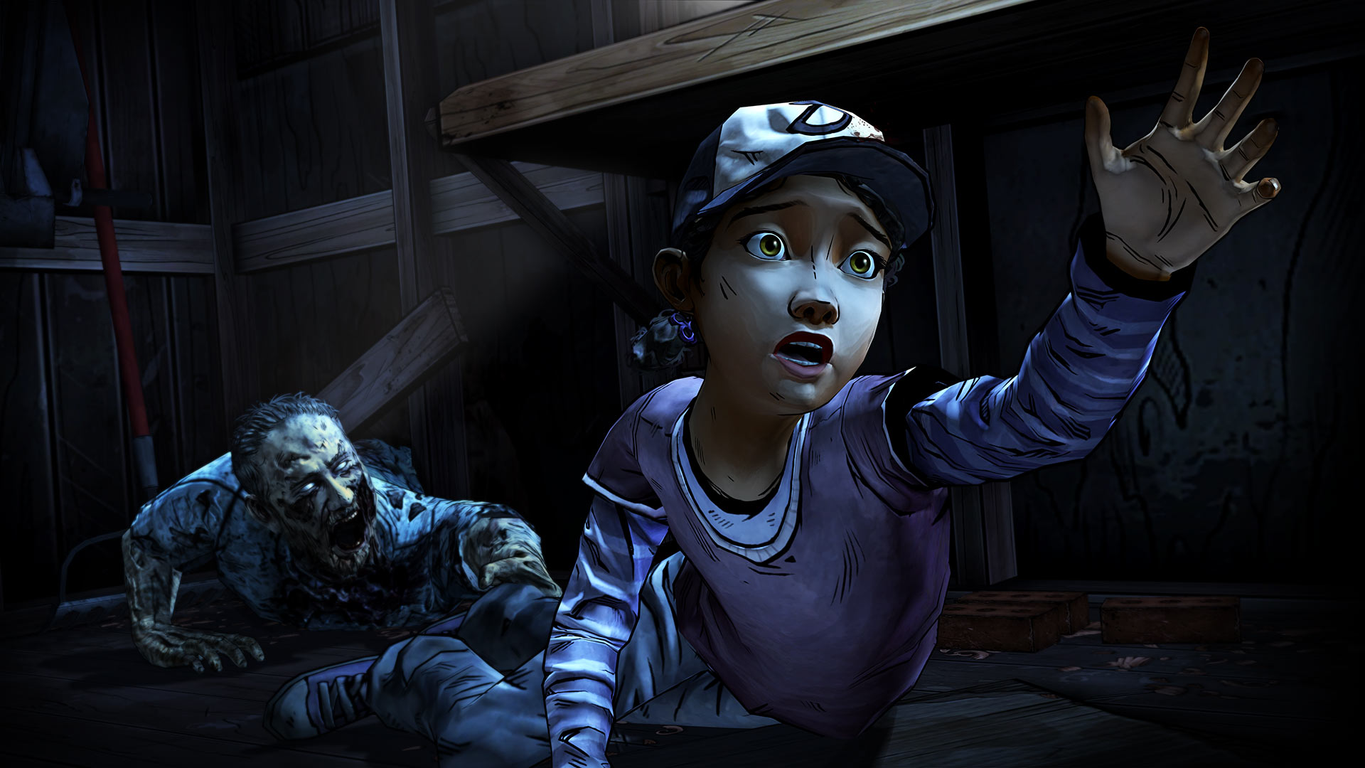 More Walking Dead And Other Skybound Games In The Works
