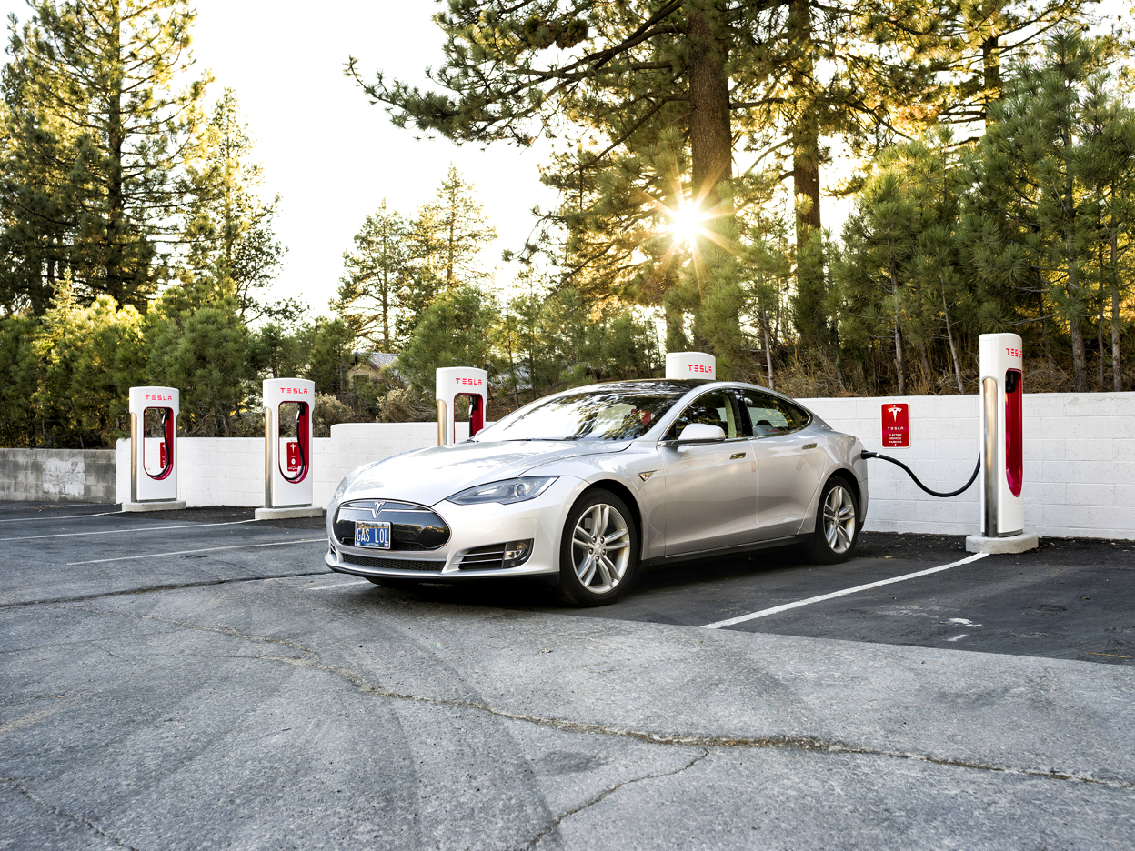 How Long Does It Take To Charge A Model 3 At A ...