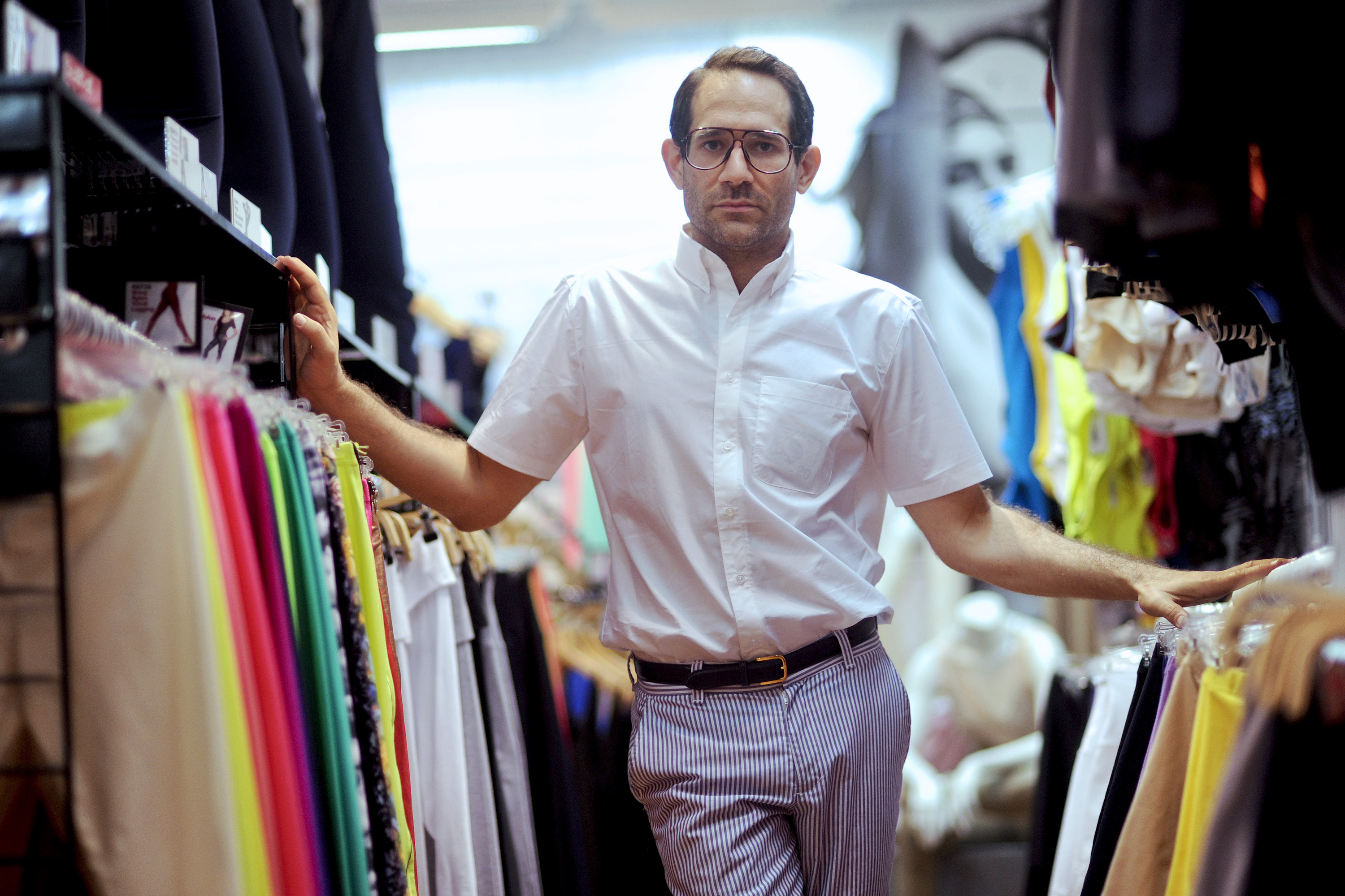 American Apparel Hipster Turns Preppy As Stock May Be Delisted