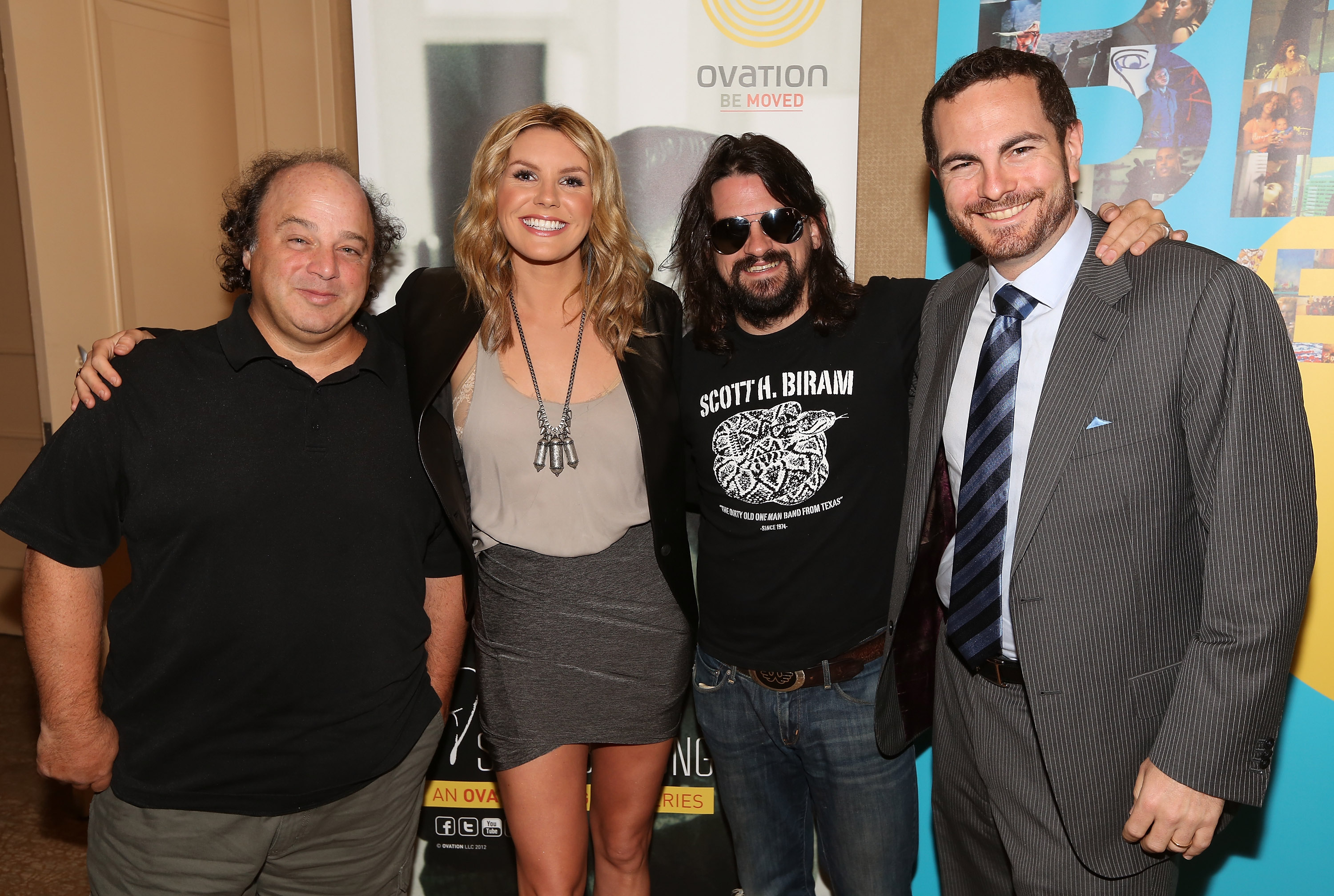 Ovation Presentation At The Television Critics Association Summer Tour