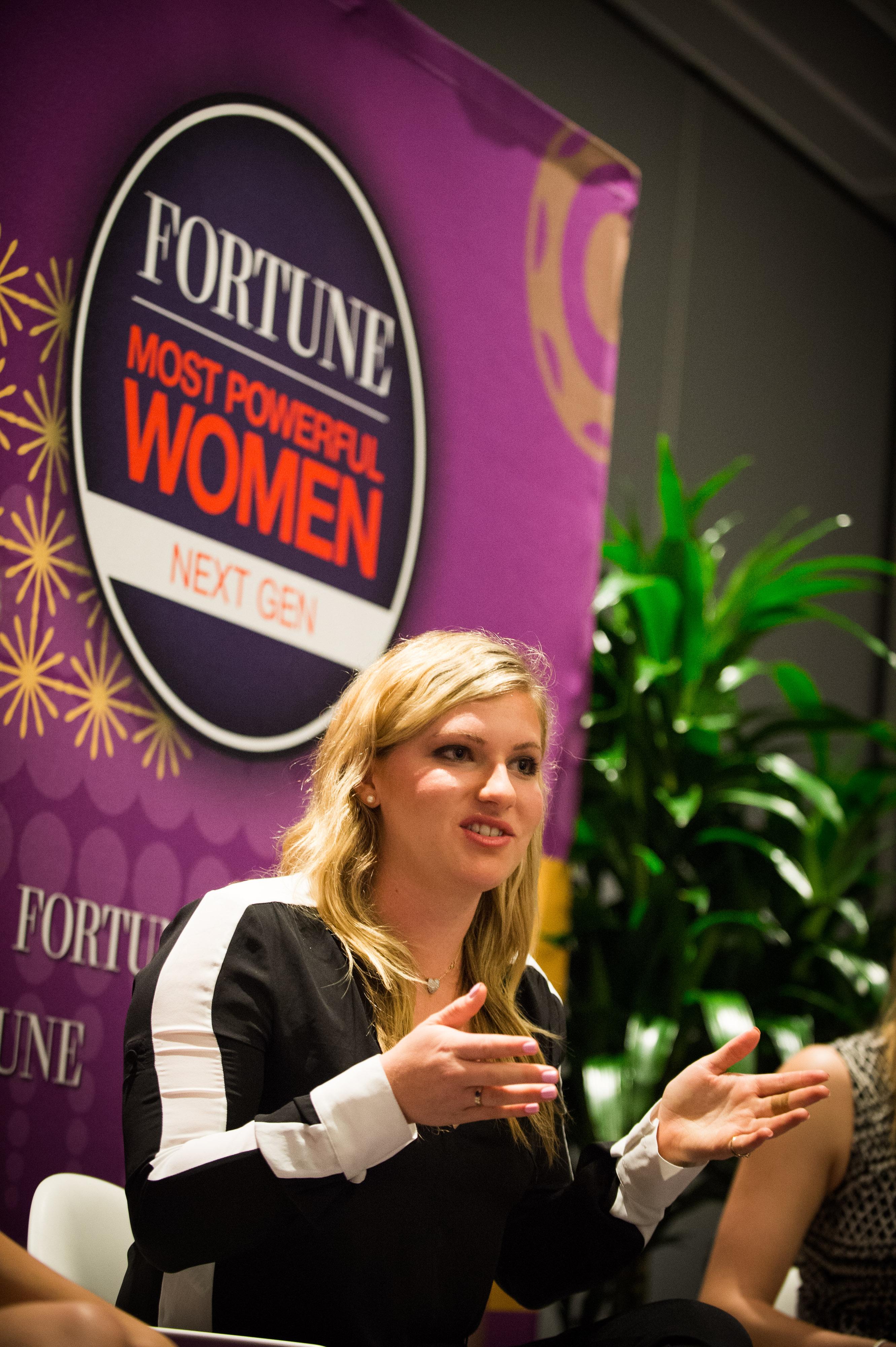Fortune Most Powerful Women Next Generation