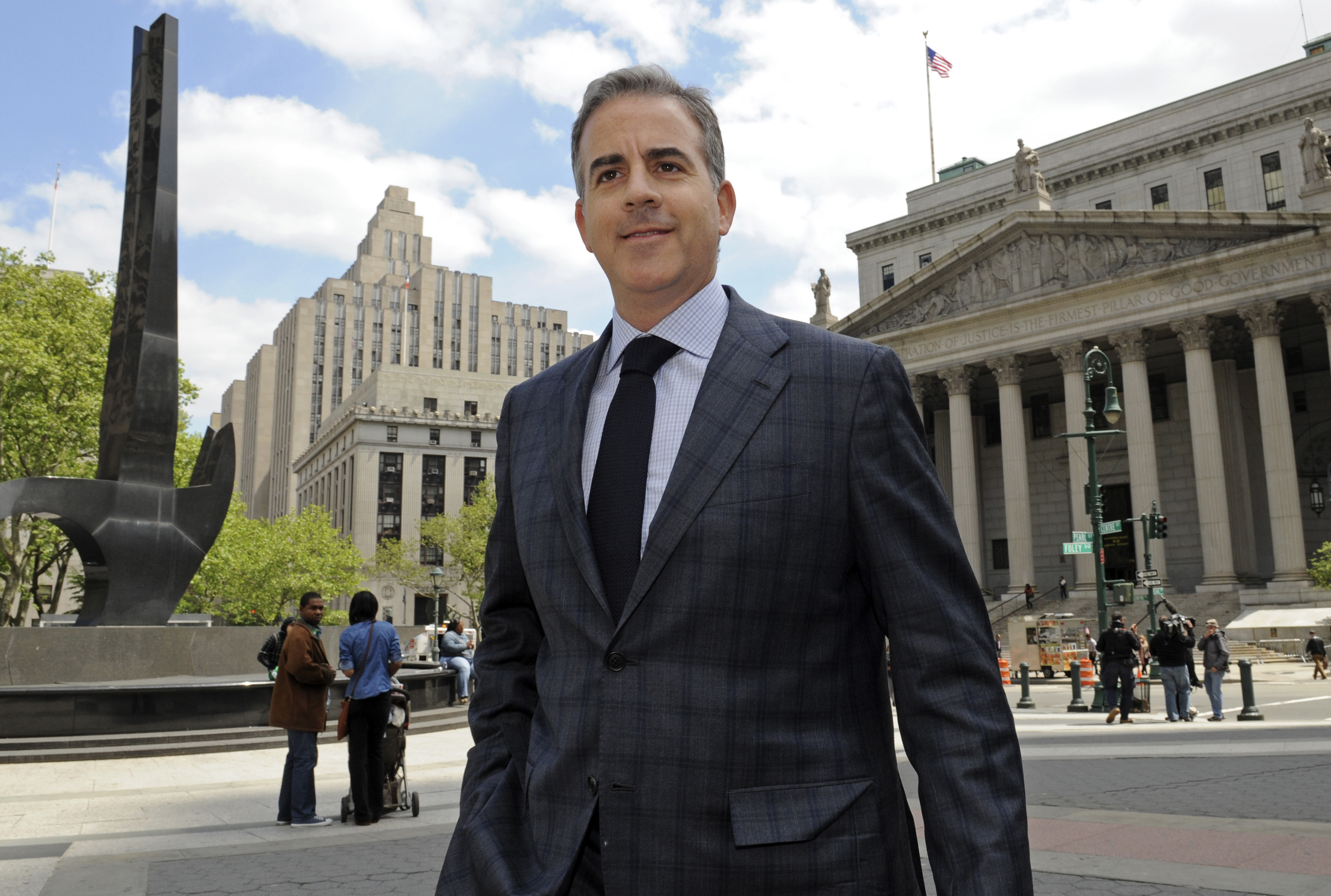 Level Global Investors Co-Founder Anthony Chiasson Sentencing On Insider Trading