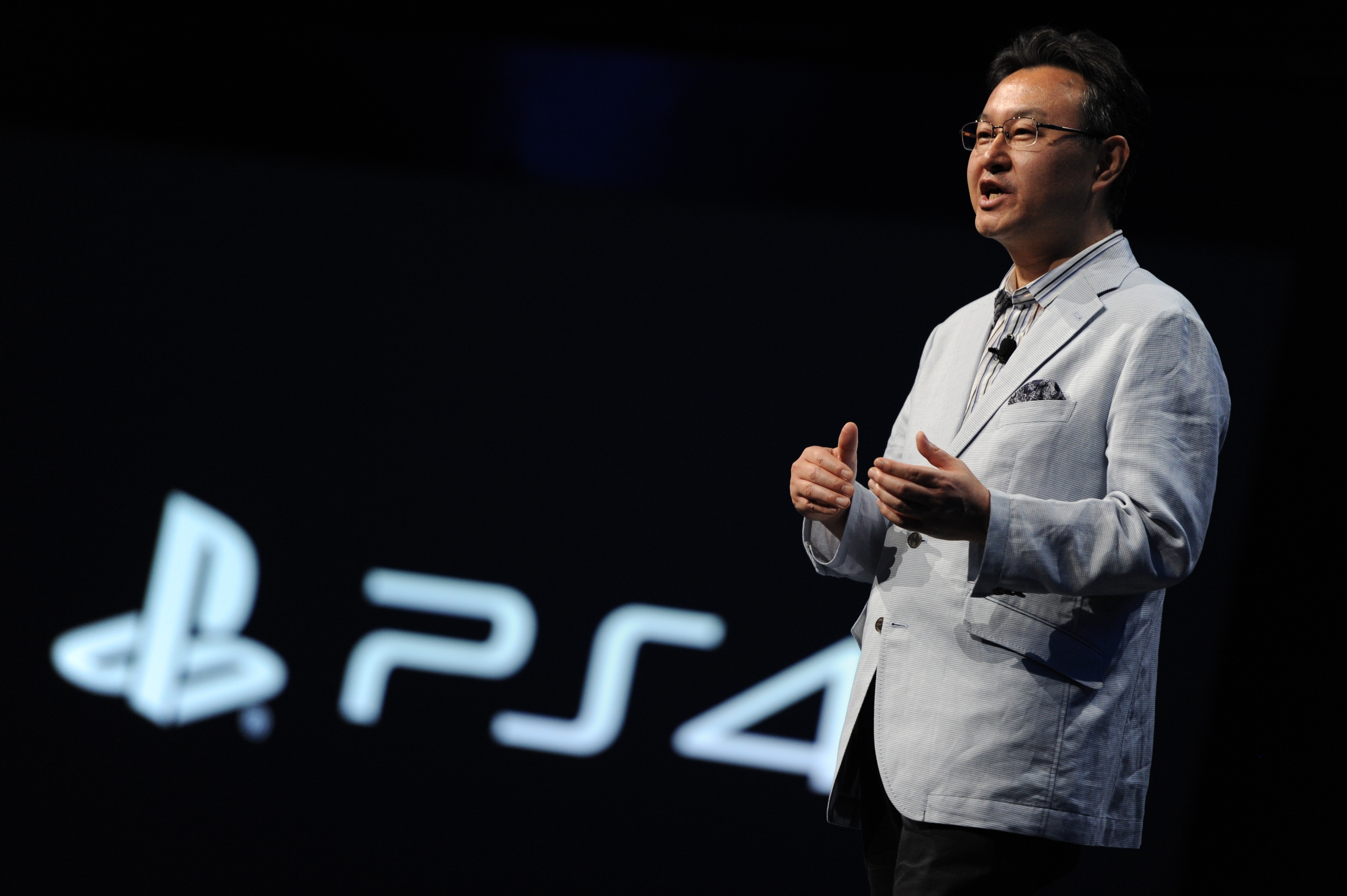 US-E3-SONY-PLAYSTATION-PRESS CONFERENCE