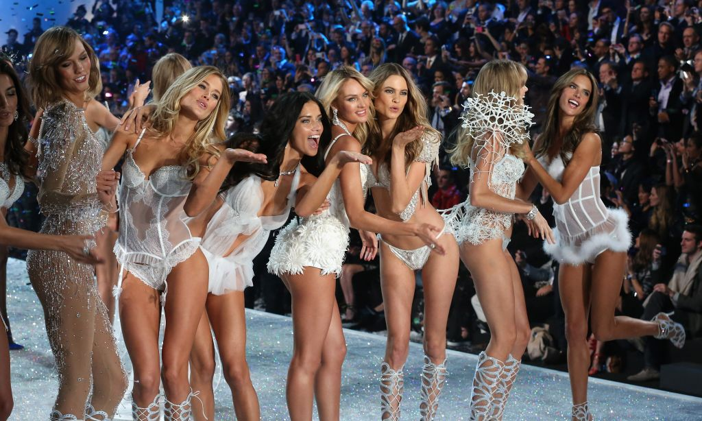 2013 Victoria's Secret Fashion Show - Runway