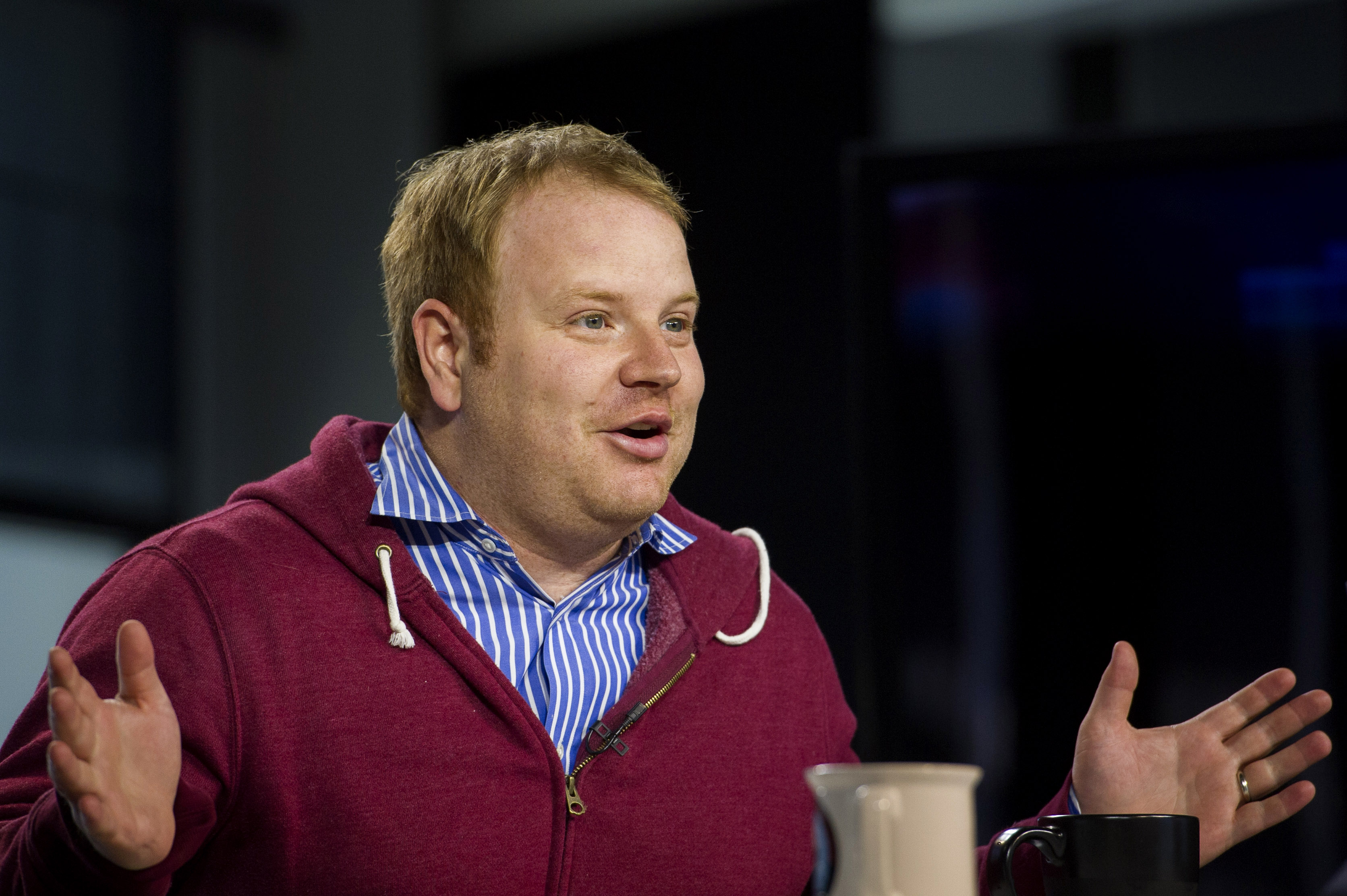Zenefits Chief Executive Officer Parker Conrad Interview