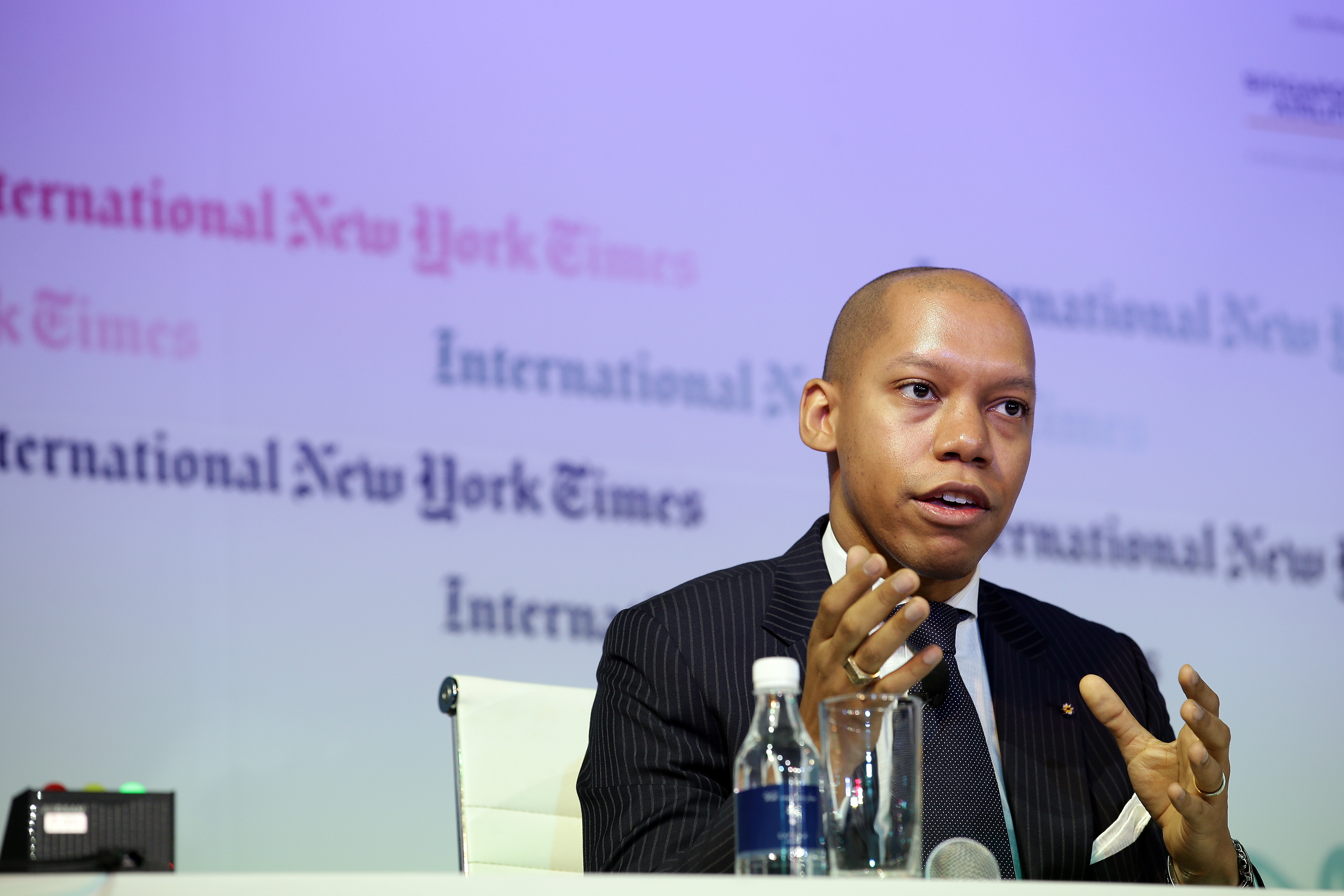 2013 International New York Times Luxury Conference
