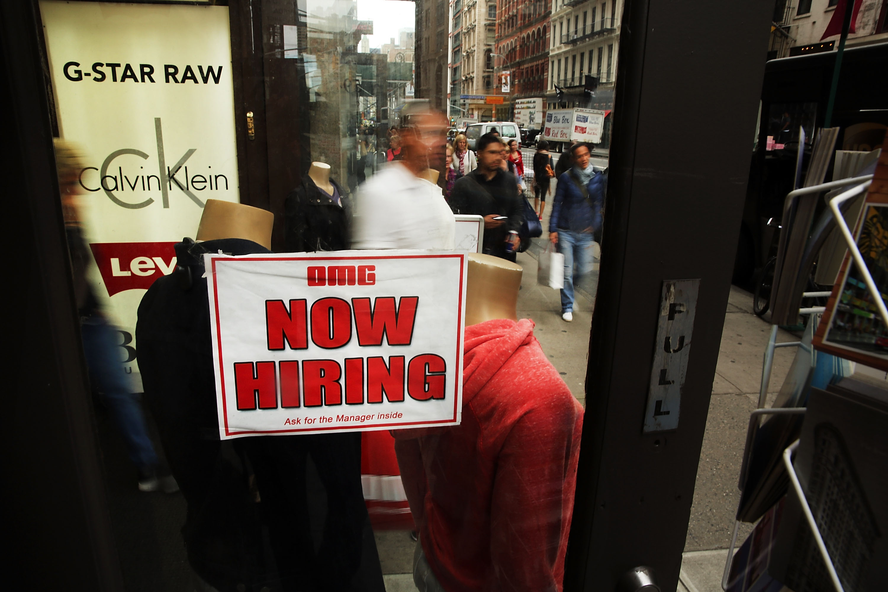 Decrease In Unemployment Claims Shows Economy Continuing To Improve
