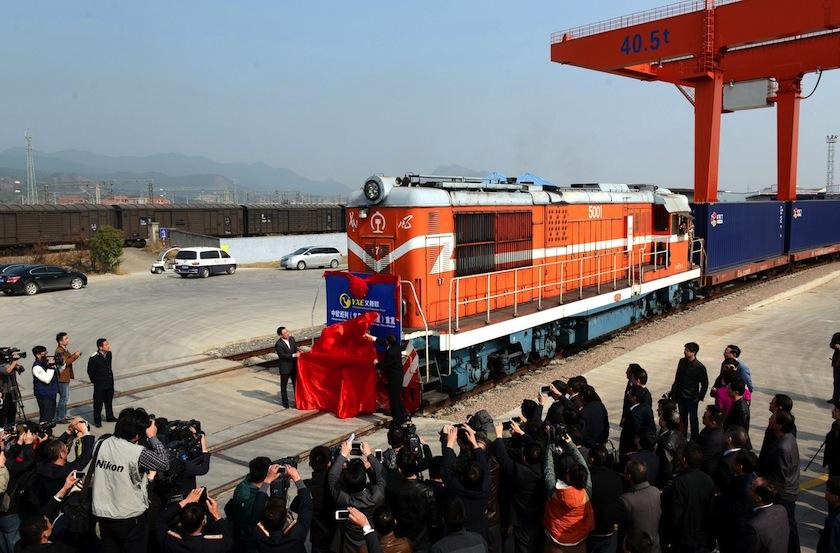 CHINA-ECONOMY-INVESTMENT
