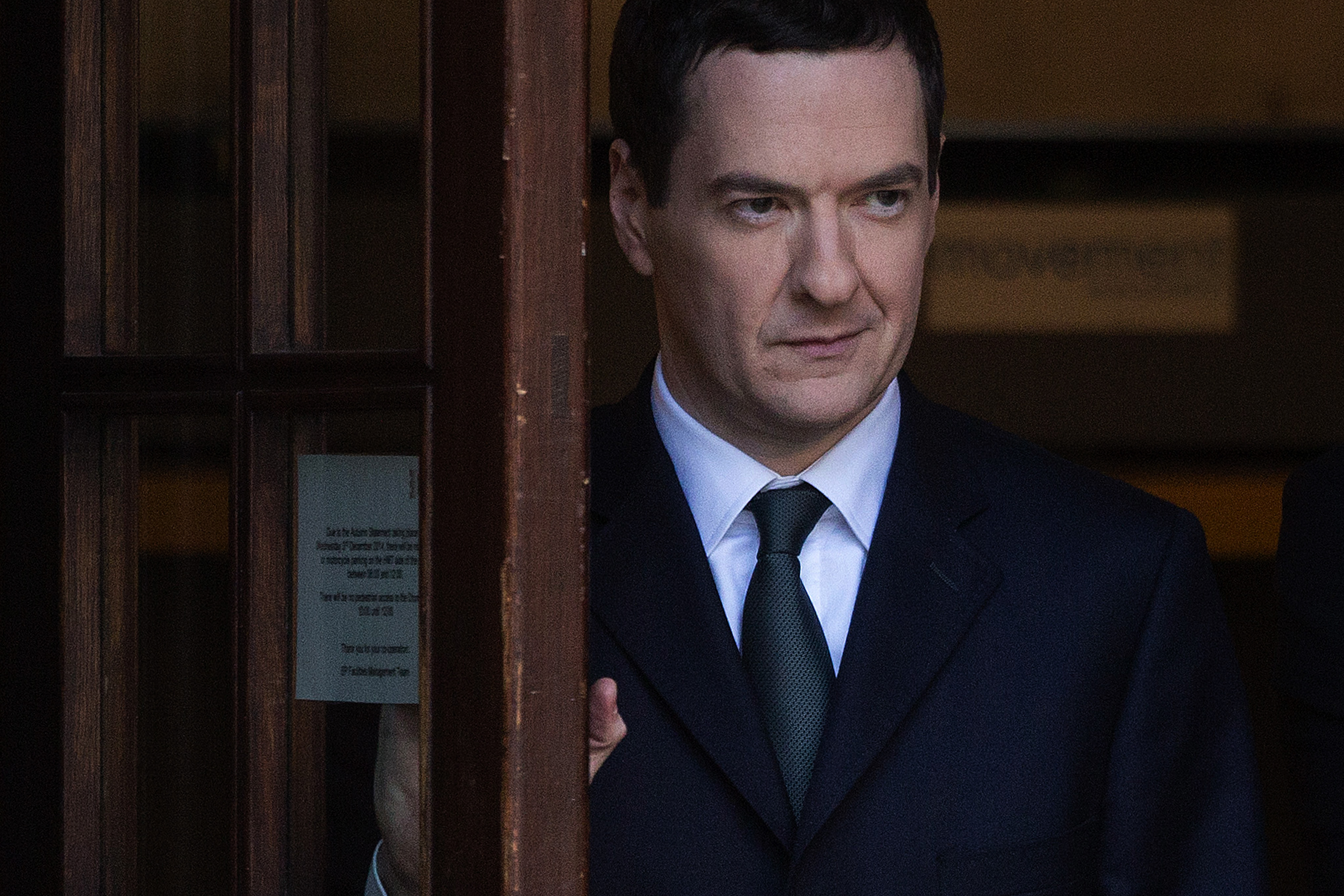 U.K. Chancellor Of The Exchequer George Osborne Delivers Autumn Budget Statement
