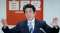 Japan Prime Minister Shinzo Abe Holds Election Result News Conference