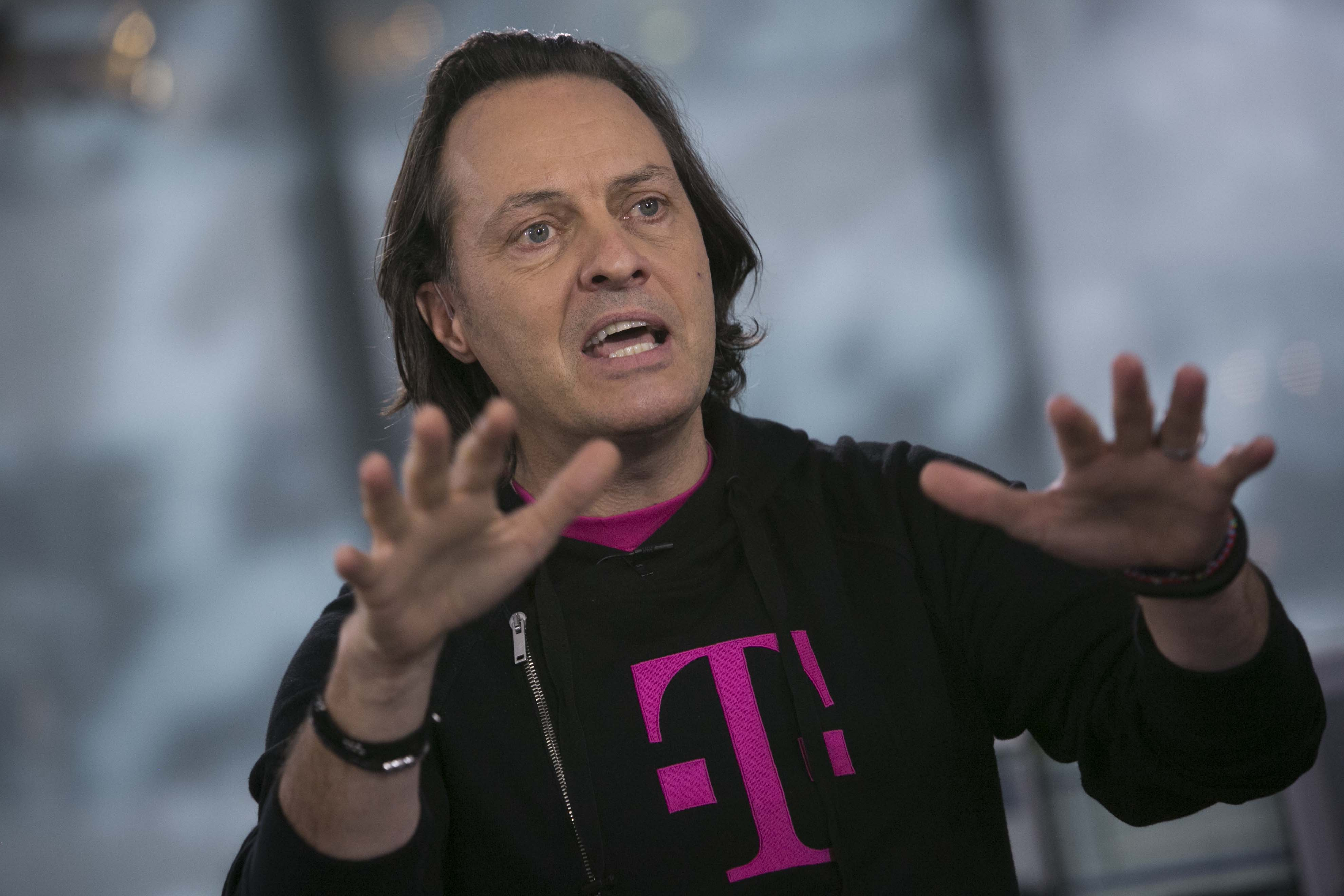 T-Mobile Customers Can Hoard Data In Latest Marketing Push