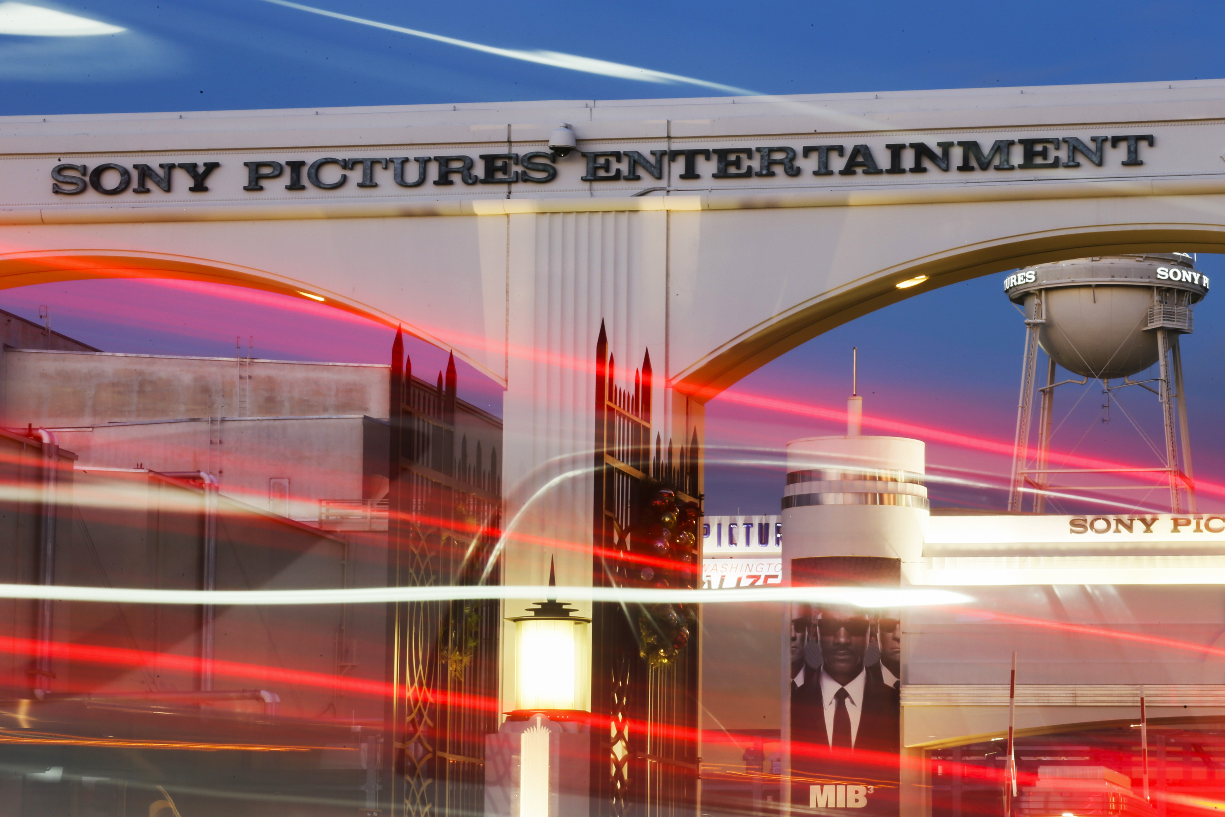 Sony Pictures Entertainment Inc. Studios As Cyber Attack Repercussions Continue