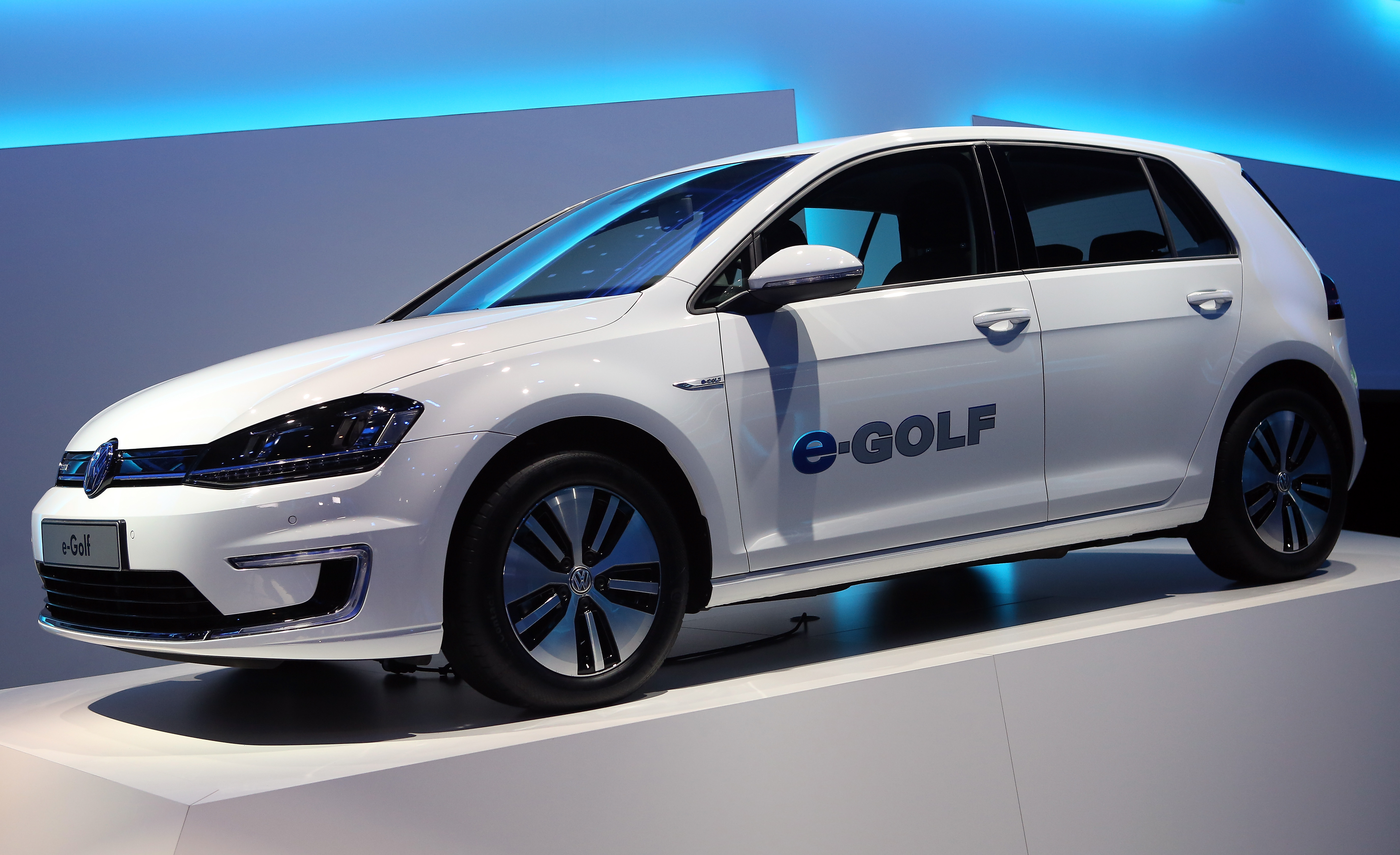 "Volkswagen Launches ""electrified!"" Electric Car Promotion"