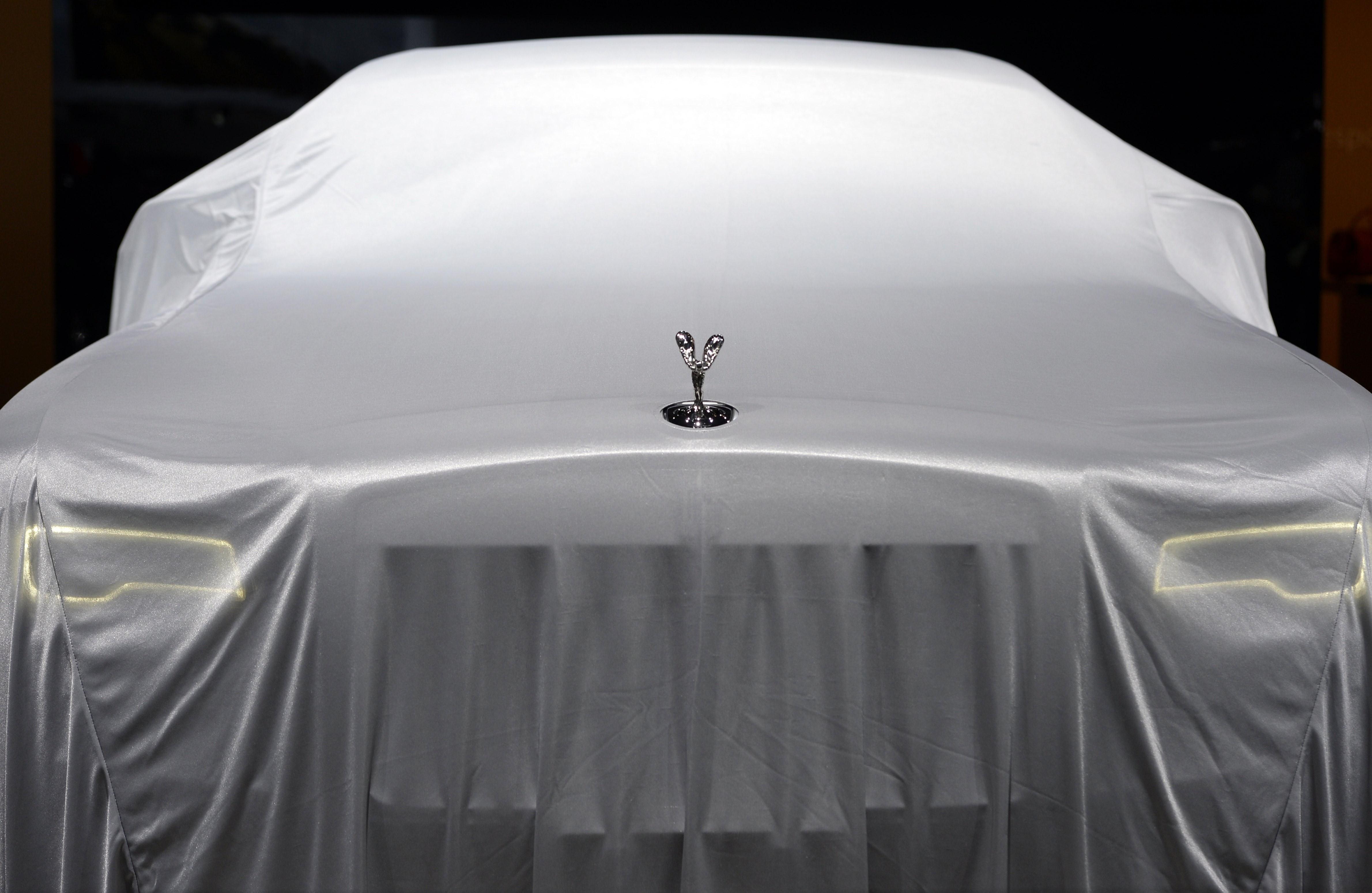 US-NEW YORK- AUTO SHOW