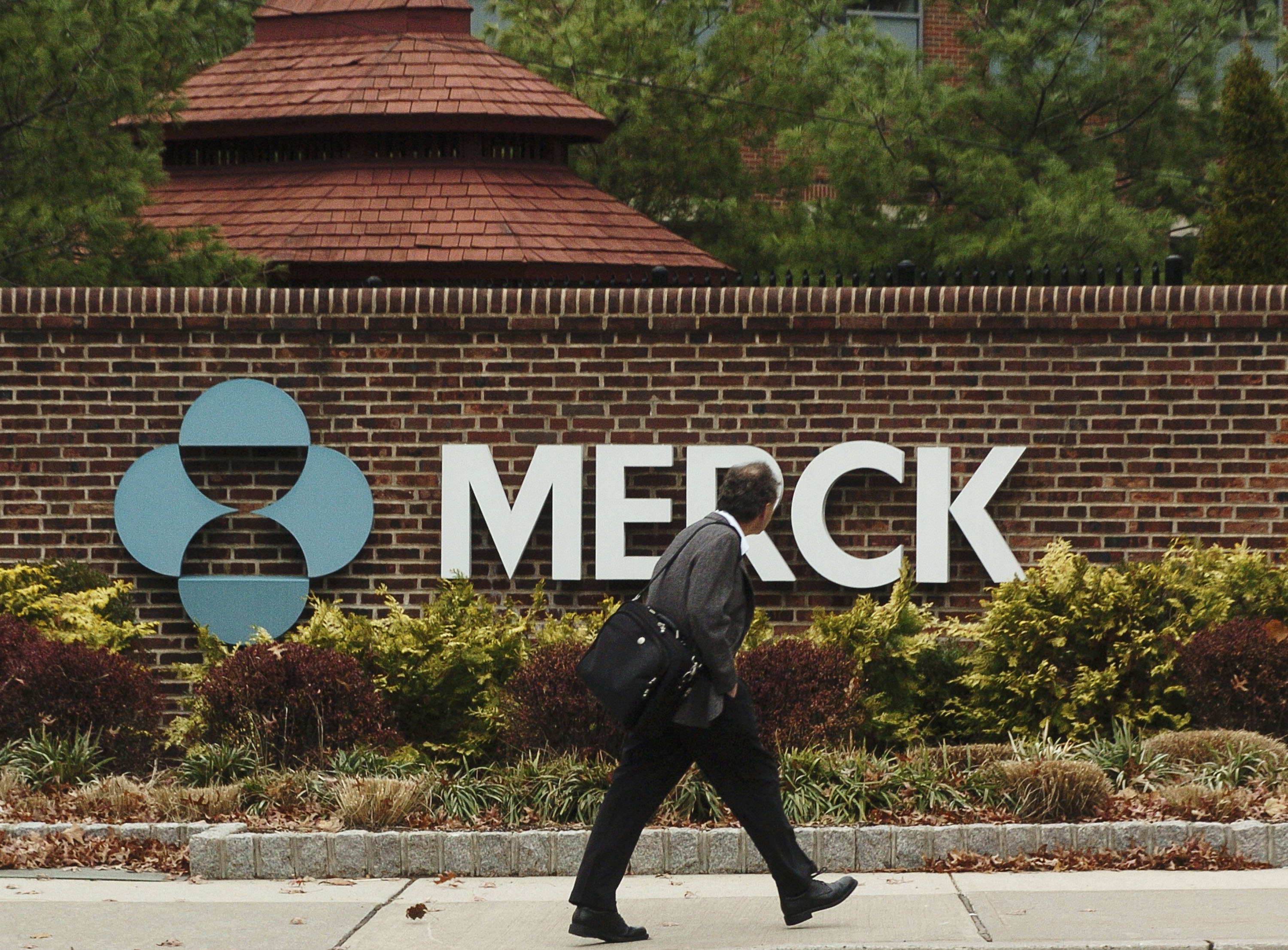 Merck's bet on Keytruda is paying off in lung cancer.
