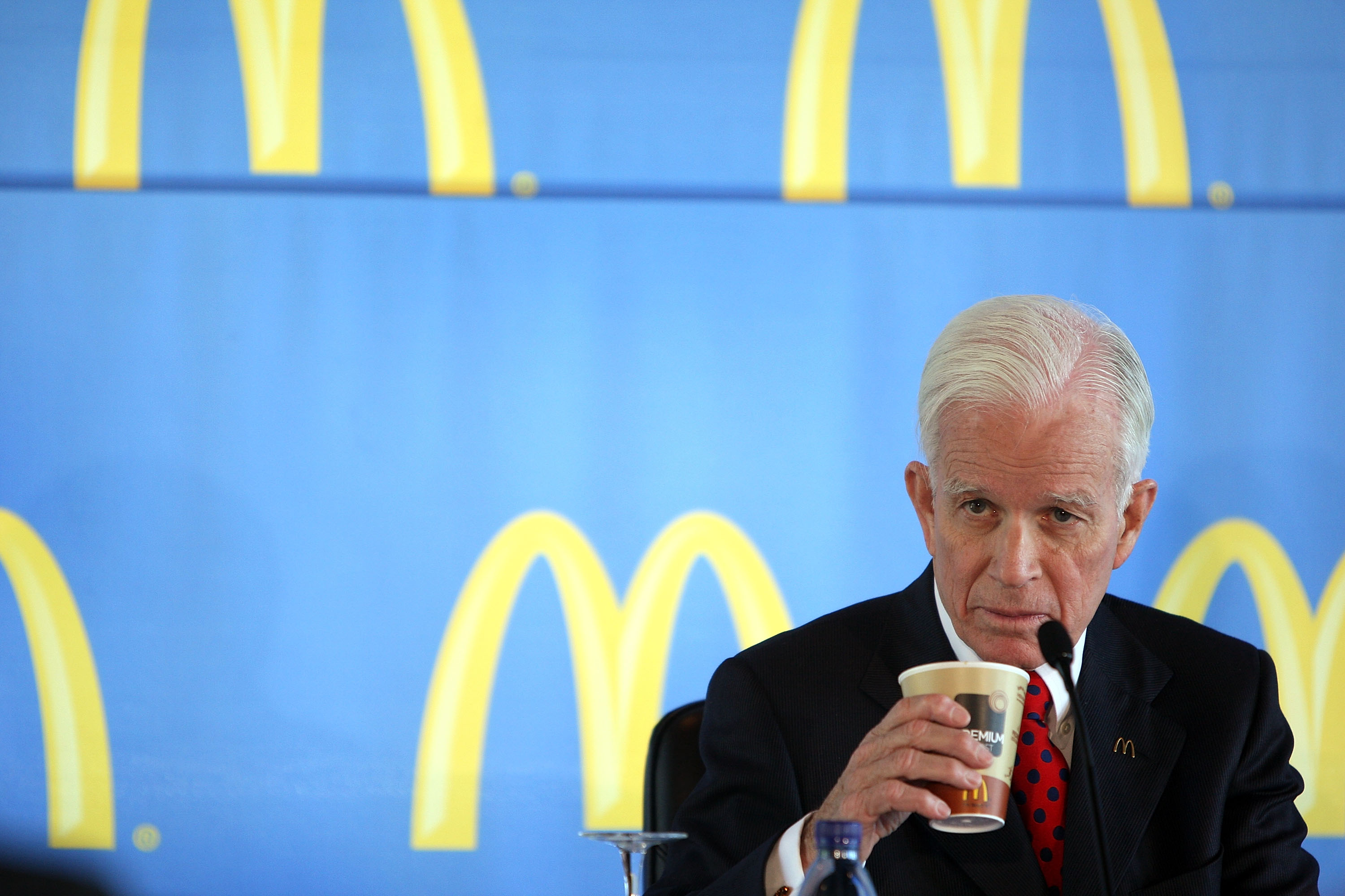 McDonalds Holds Annual Shareholders Meeting