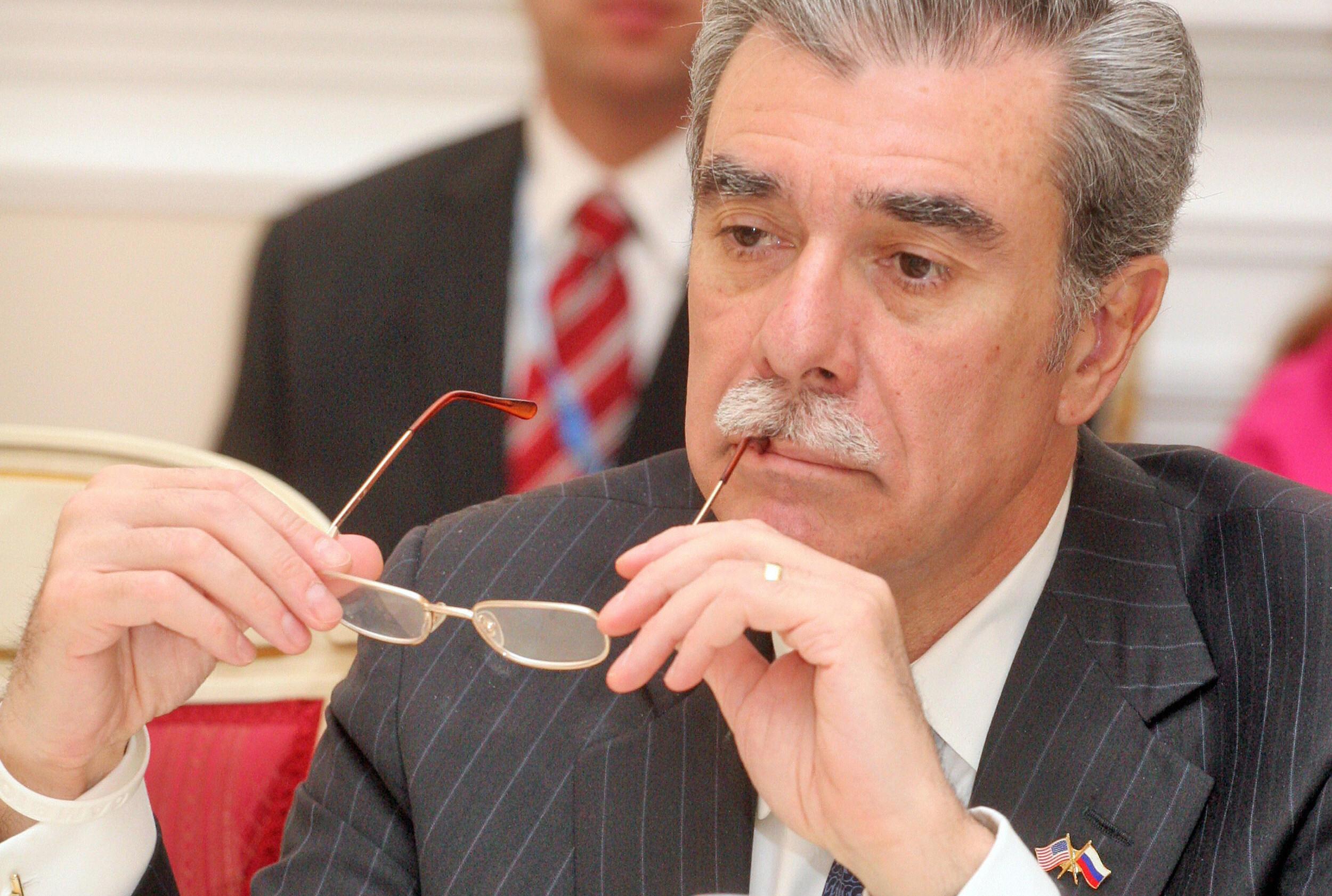 US Secretary of Commerce Carlos Guiterre