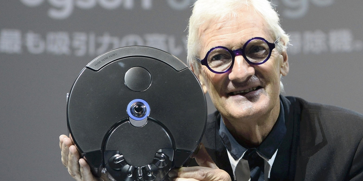 Vacuum Maker Dyson Appears to Be Developing an Electric Car