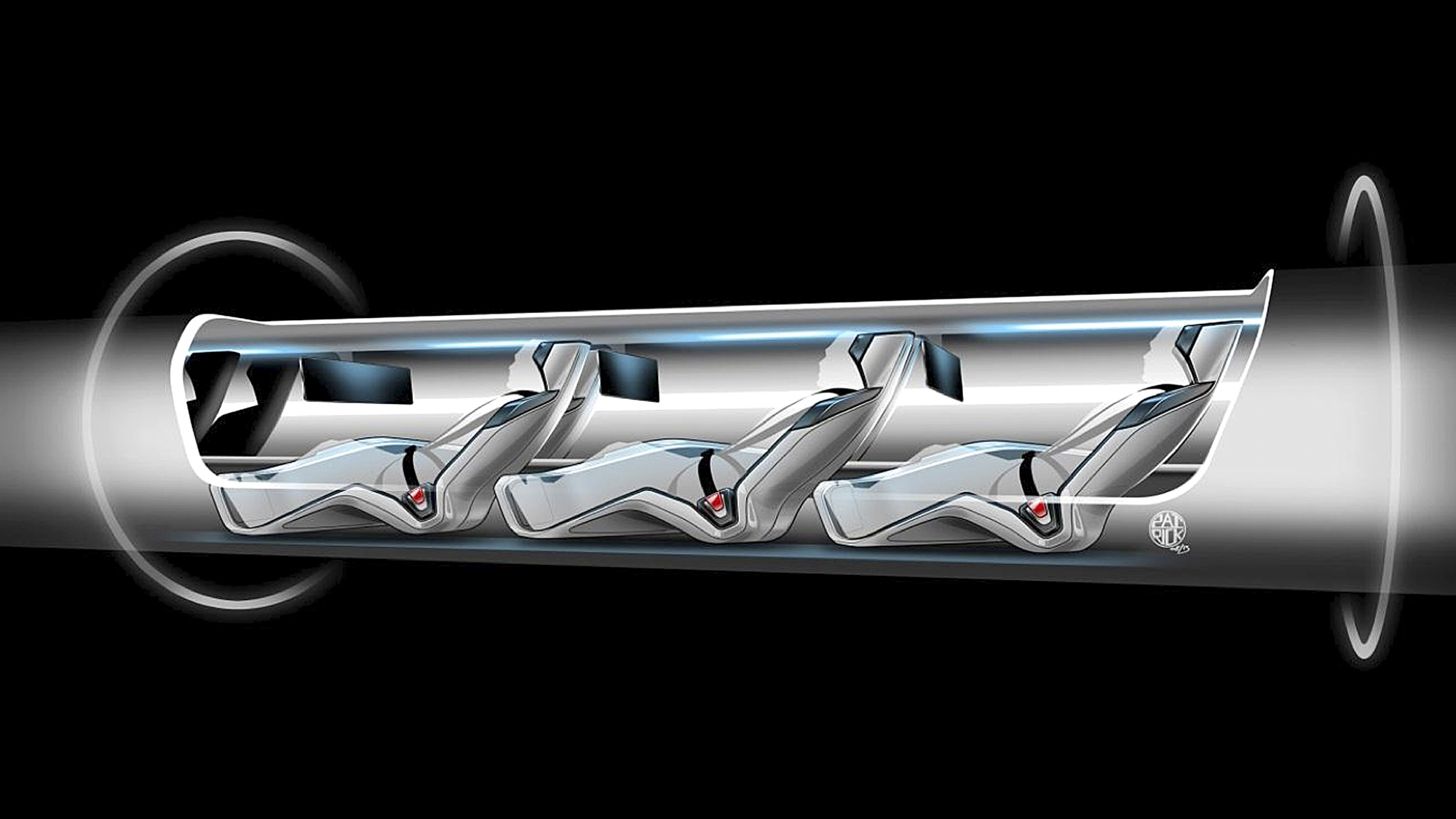 Hyperloop Travel