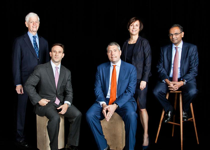 Mario Gabelli; Gabelli Asset Management, Russ Koesterich; BlackRock, Henry Ellenbogen; T.Rowe Price, Sarah Ketterer; Causeway Capital Management, Rajiv Jain; Vontobel Asset Management