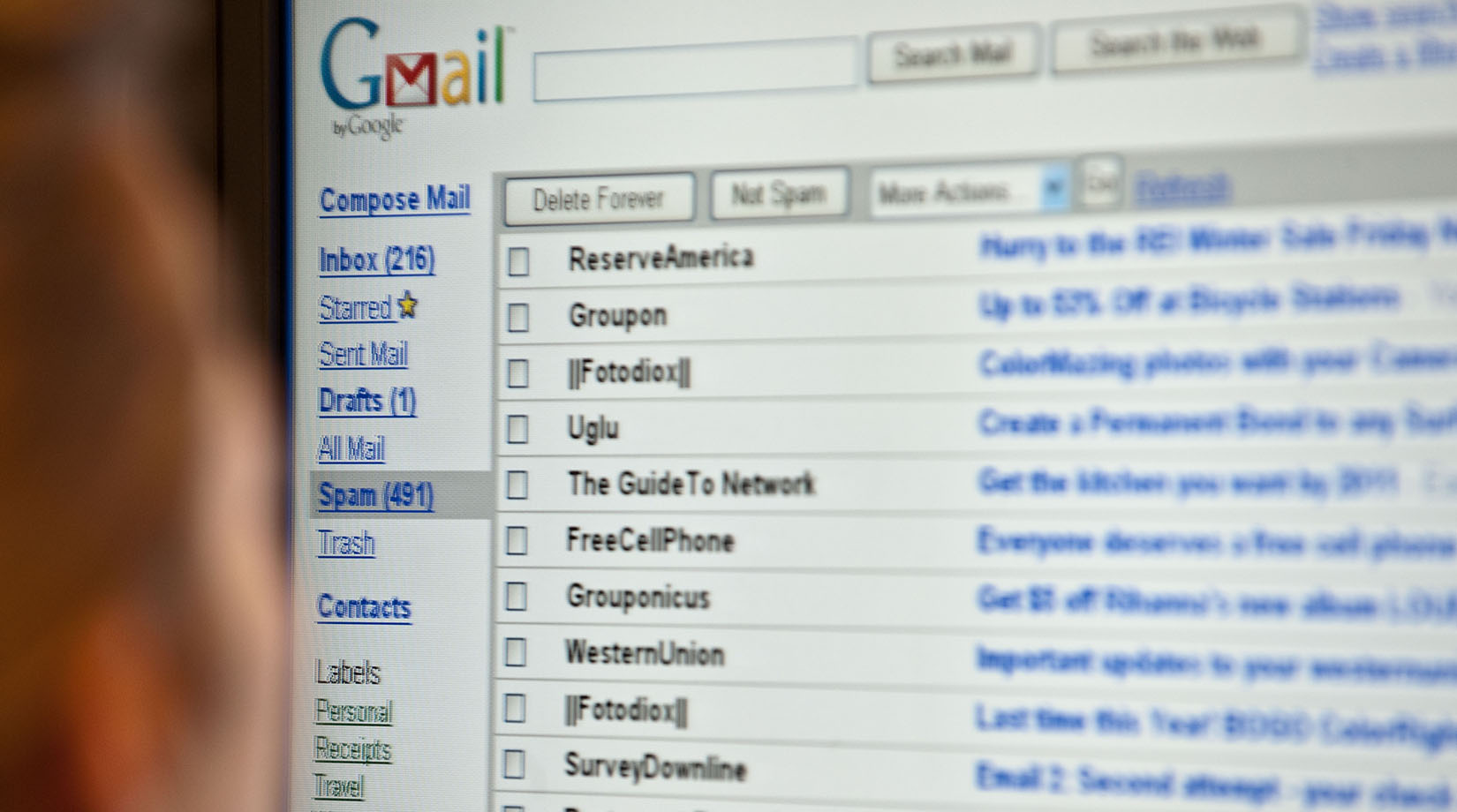 One study found that the average worker spends 28 percent of the workweek just answering emails.