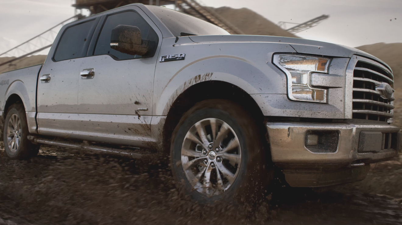 2015 F-150 Marketing Campaign