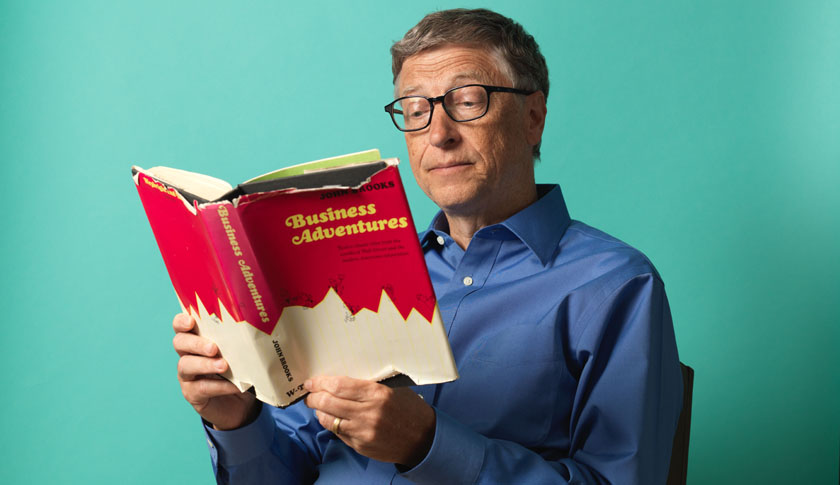 Bill Gates lists his 5 favorite books of 2014 | Fortune