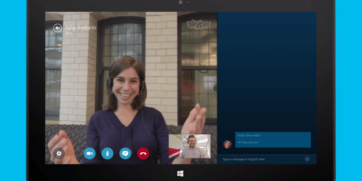 With Skype Translator, Microsoft breaks through the language