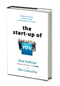 the start up of you book