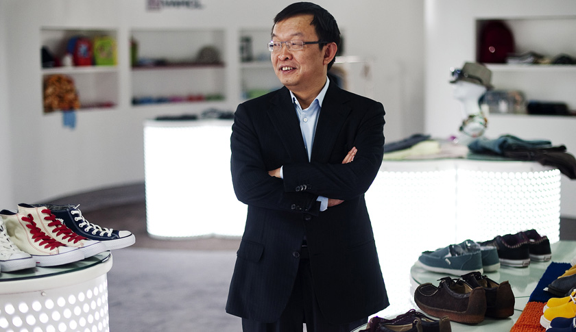 Interview With Chen Nian, Chief Executive Officer Of Vancl.com,