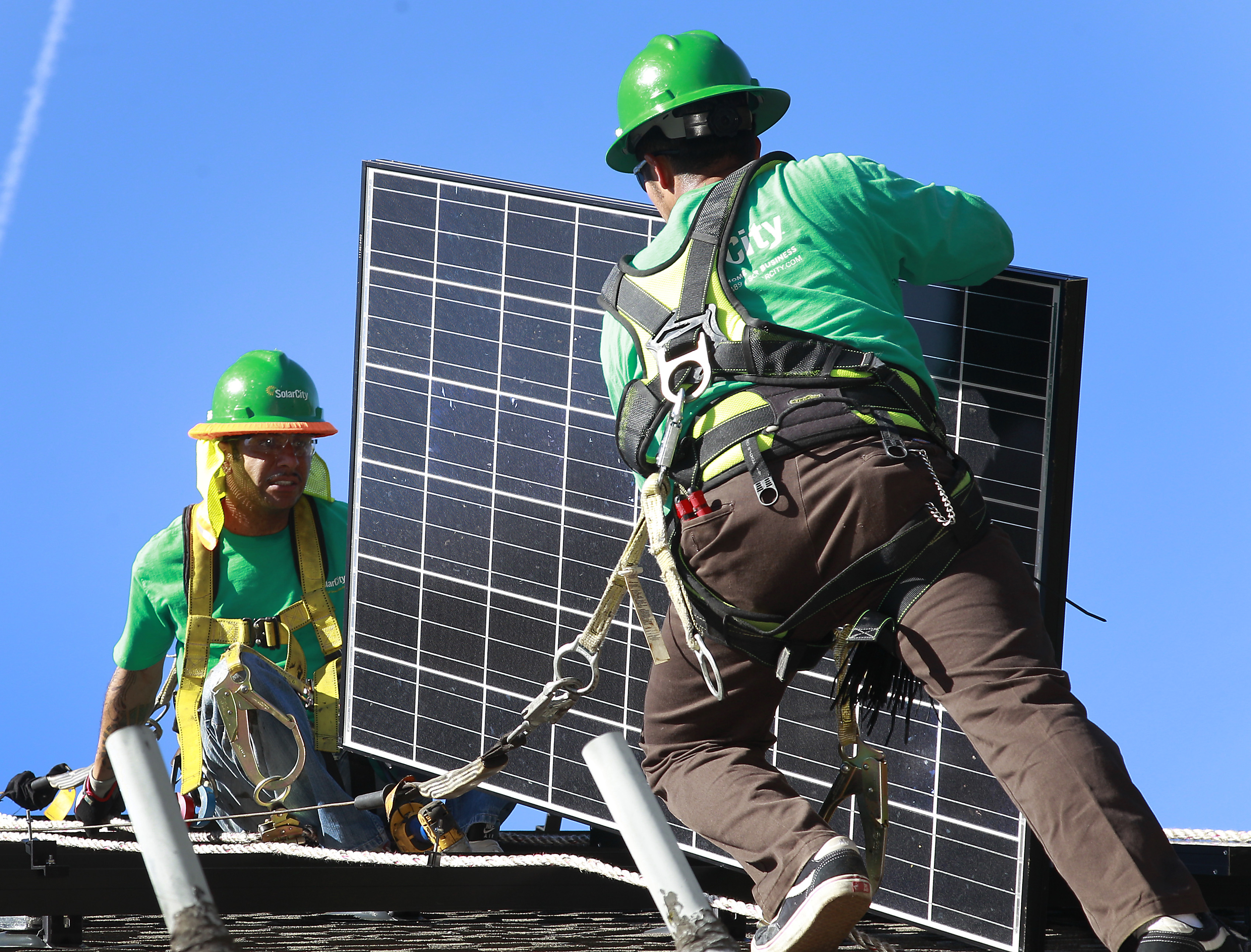 Alternative Energy And Jobs