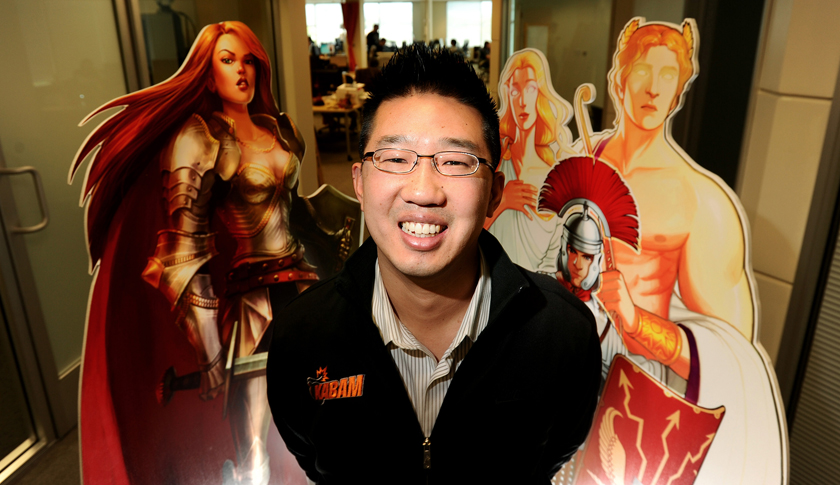 Google Leads Investment In Social-Networking Game Startup Kabam