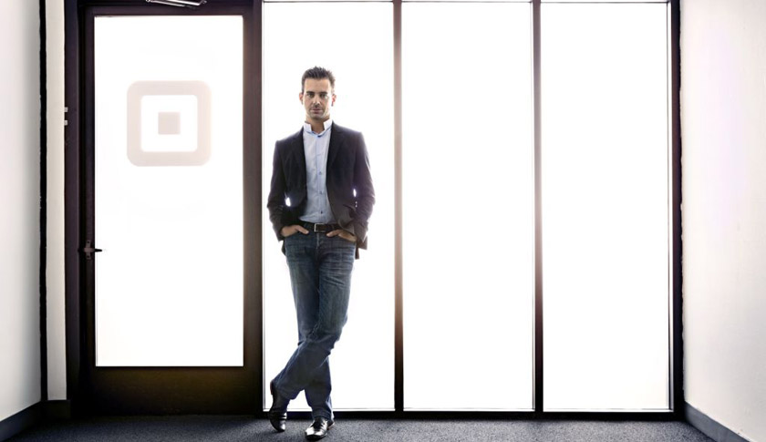 Square co-founder Jack Dorsey.