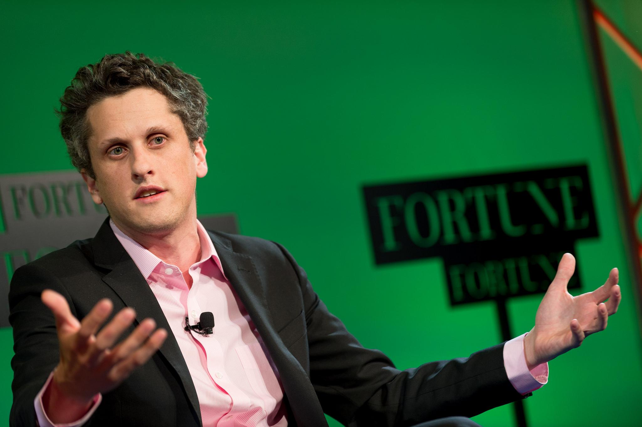 Box CEO Aaron Levie Fortune Brainstorm Tech 2014