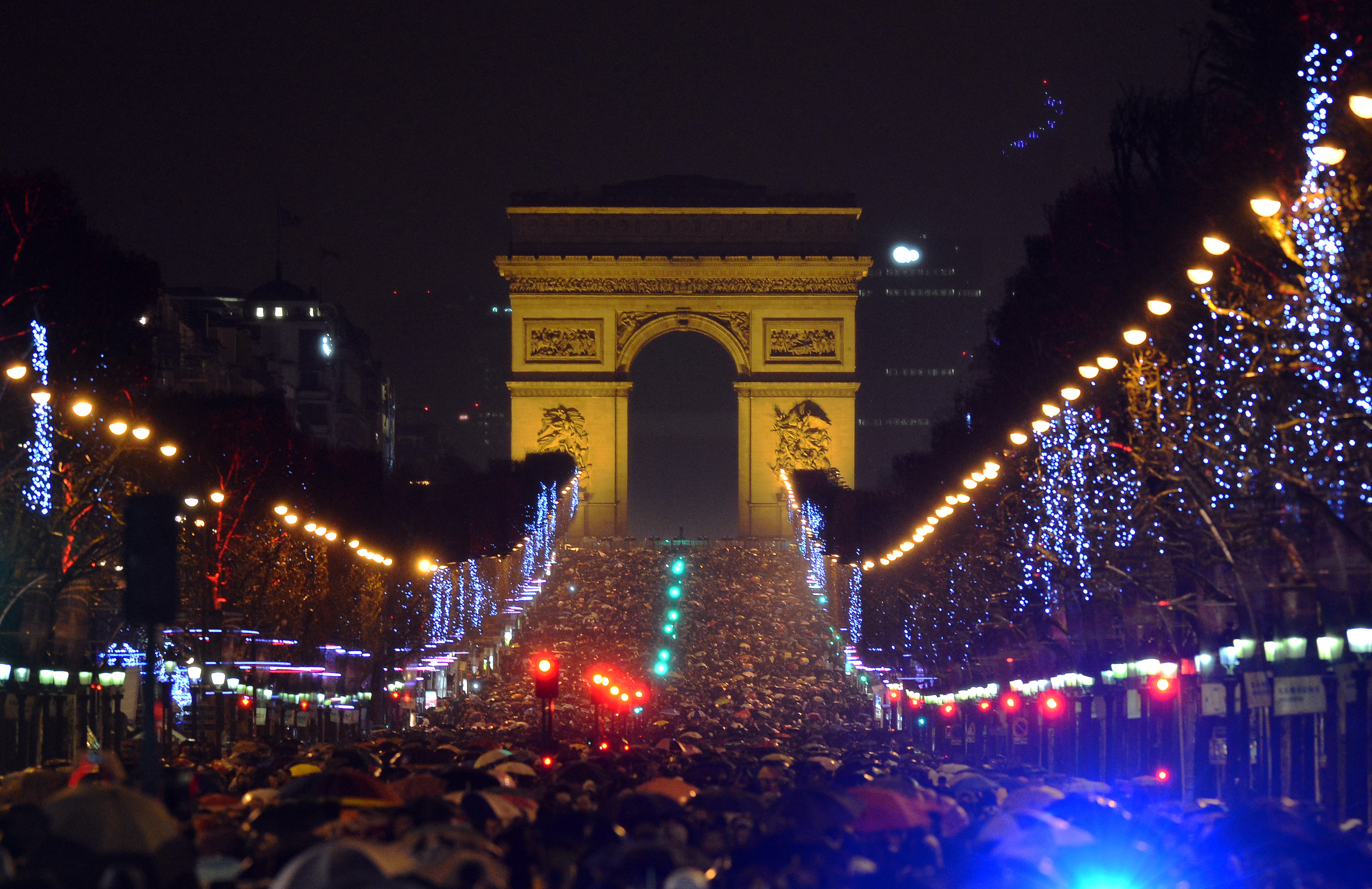 FRANCE-NEW YEAR-PARIS