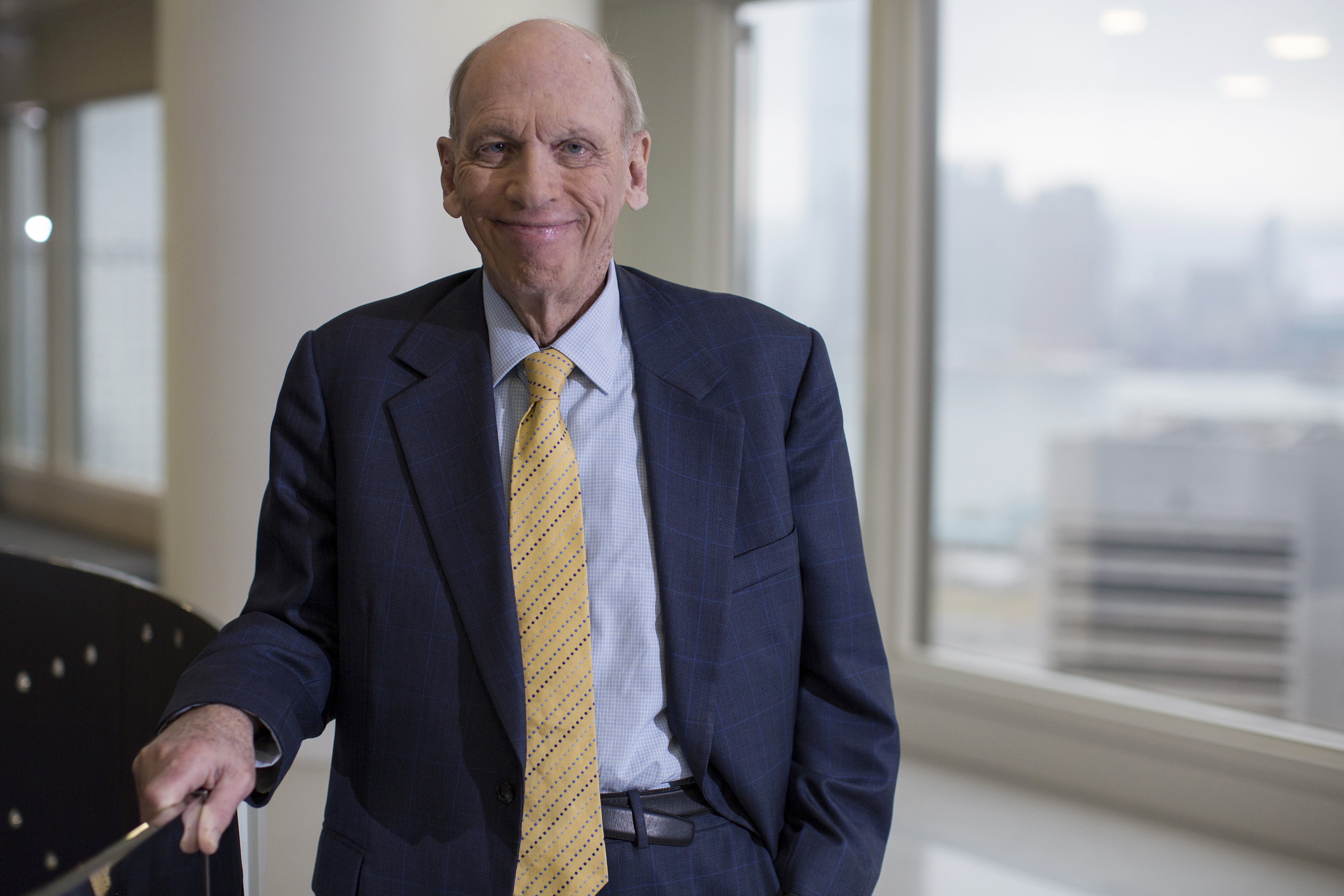 Blackstone Group Vice Chairman Byron Wien Interview