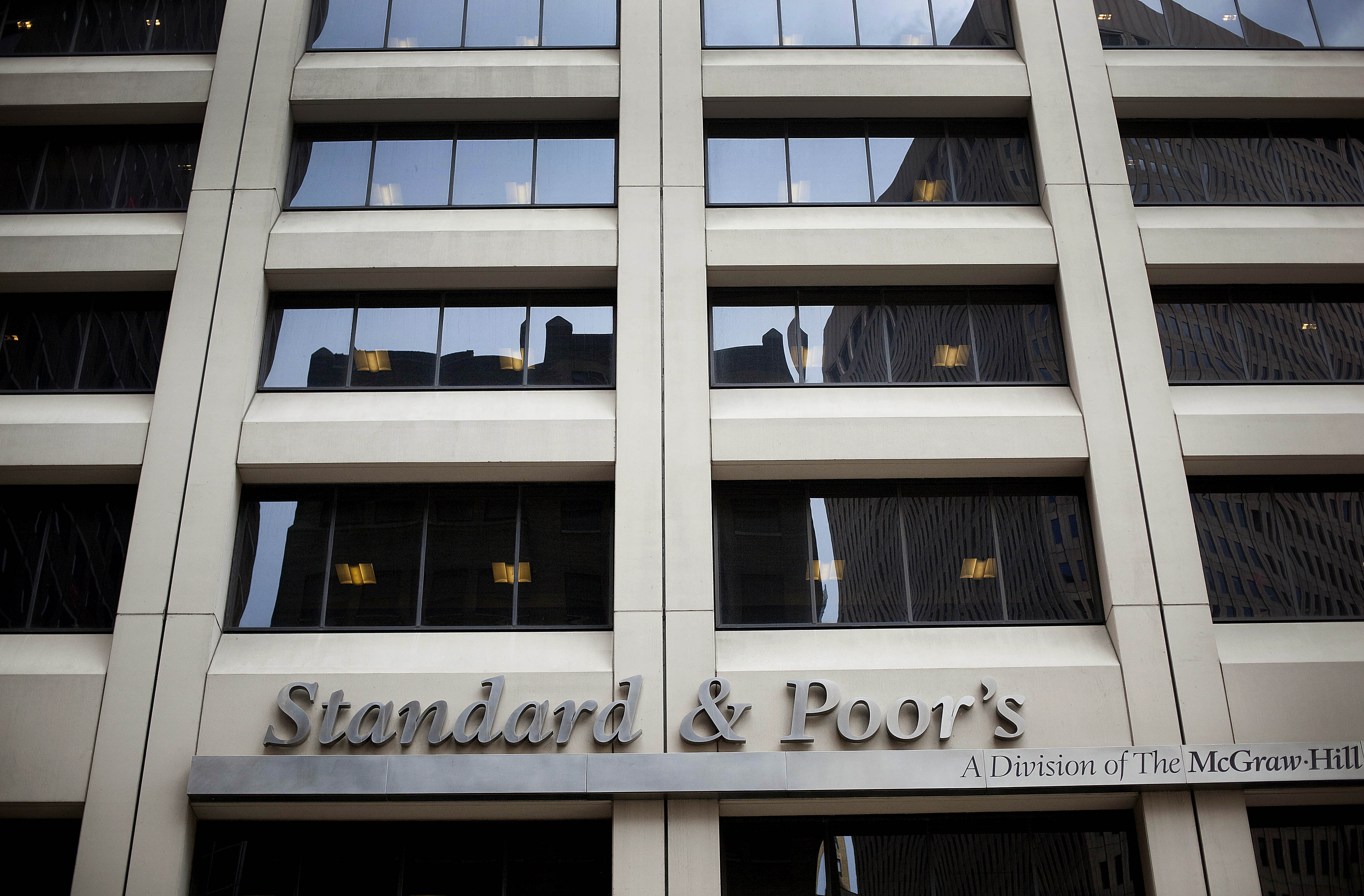 General Views Of Standard & Poor's Financial Ratings Agency